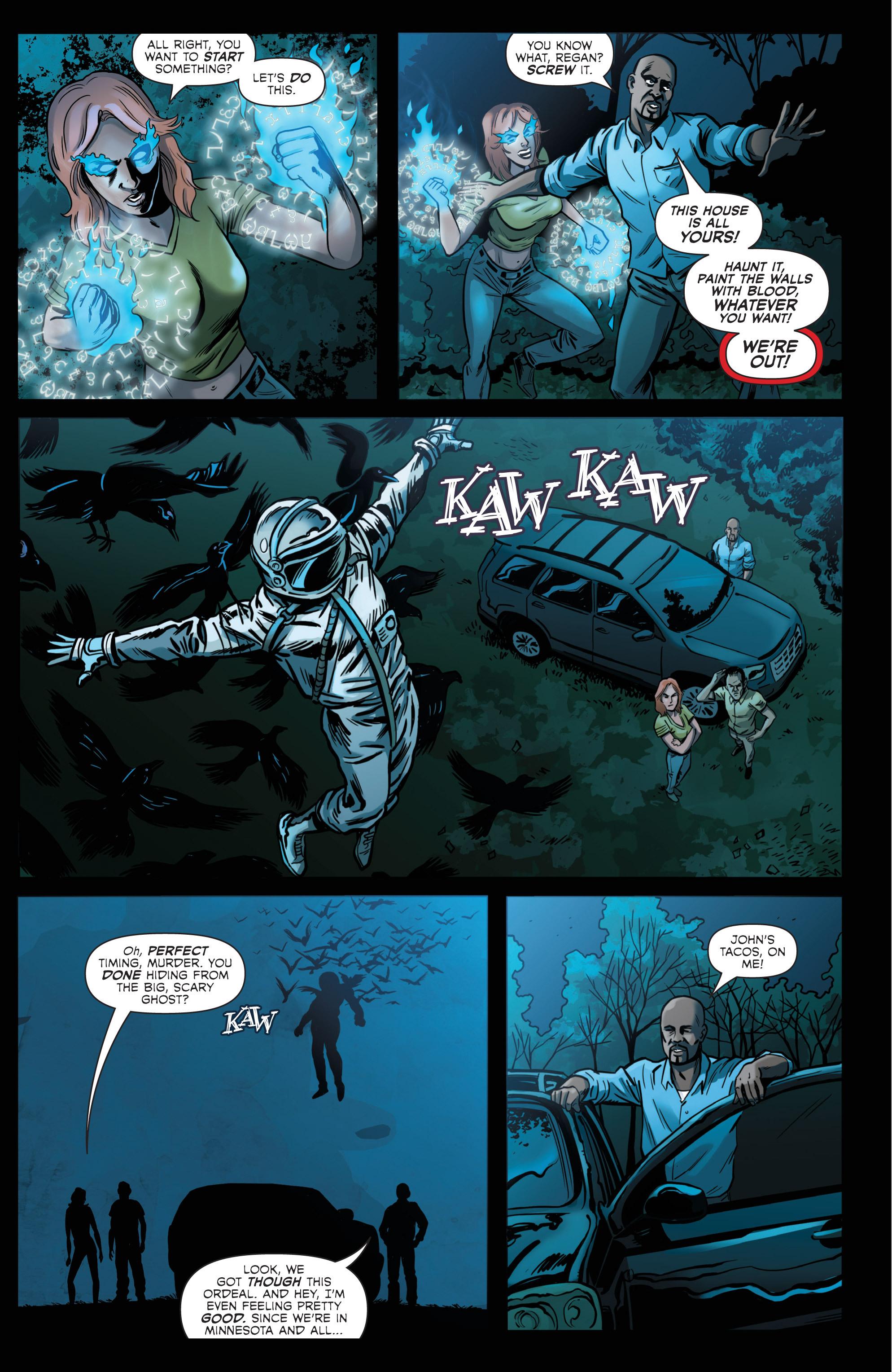 Read online Hoax Hunters (2012) comic -  Issue # TPB 2 - 98