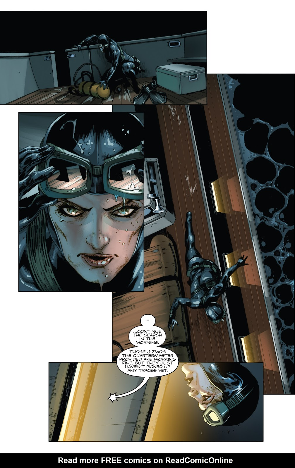 Read online Codename: Action comic -  Issue #3 - 17