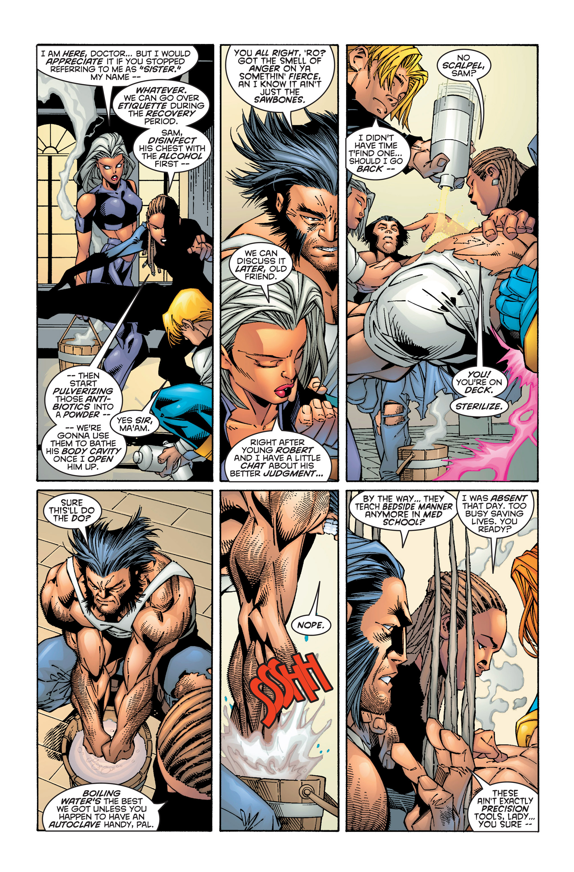 X-Men (1991) 70 Page 16
