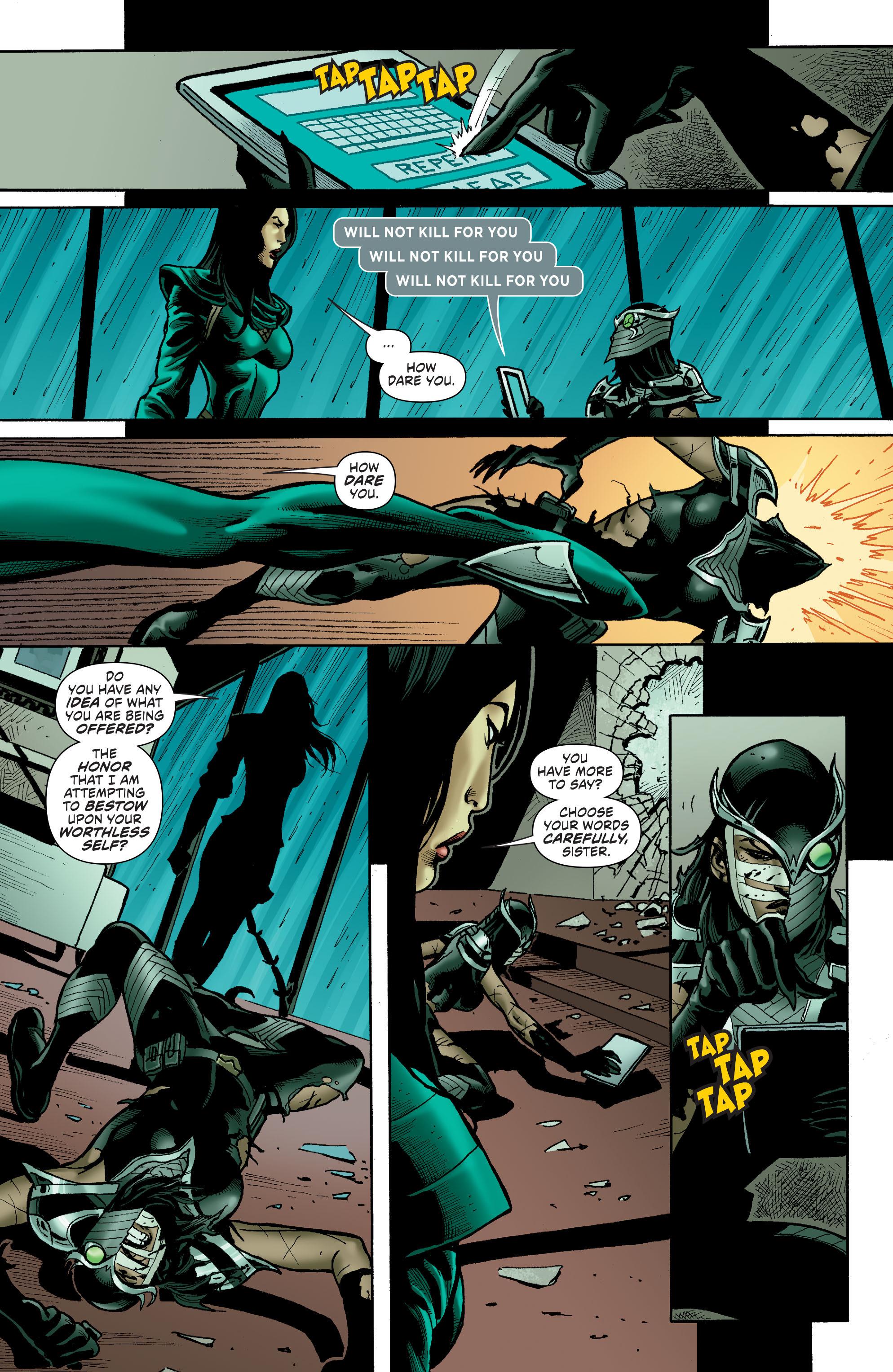 Read online Secret Six (2015) comic -  Issue #14 - 6