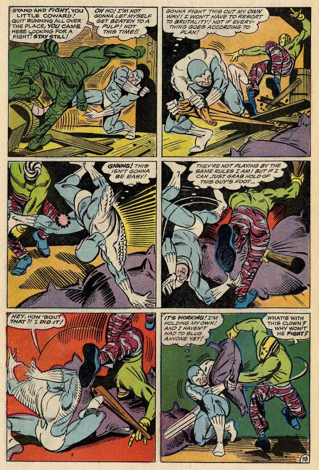 The Hawk and the Dove issue 1 - Page 25