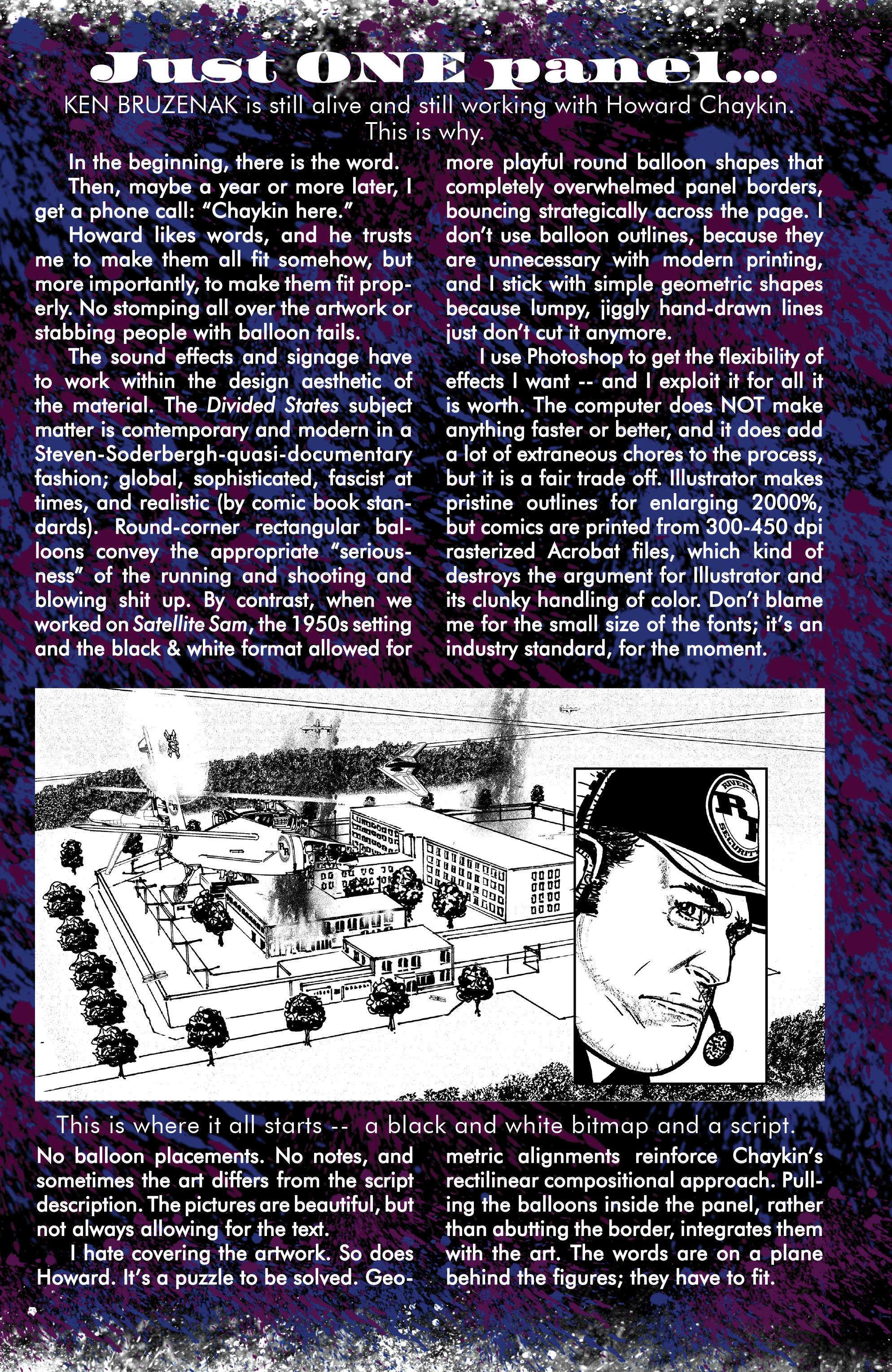 Read online The Divided States of Hysteria comic -  Issue #1 - 28