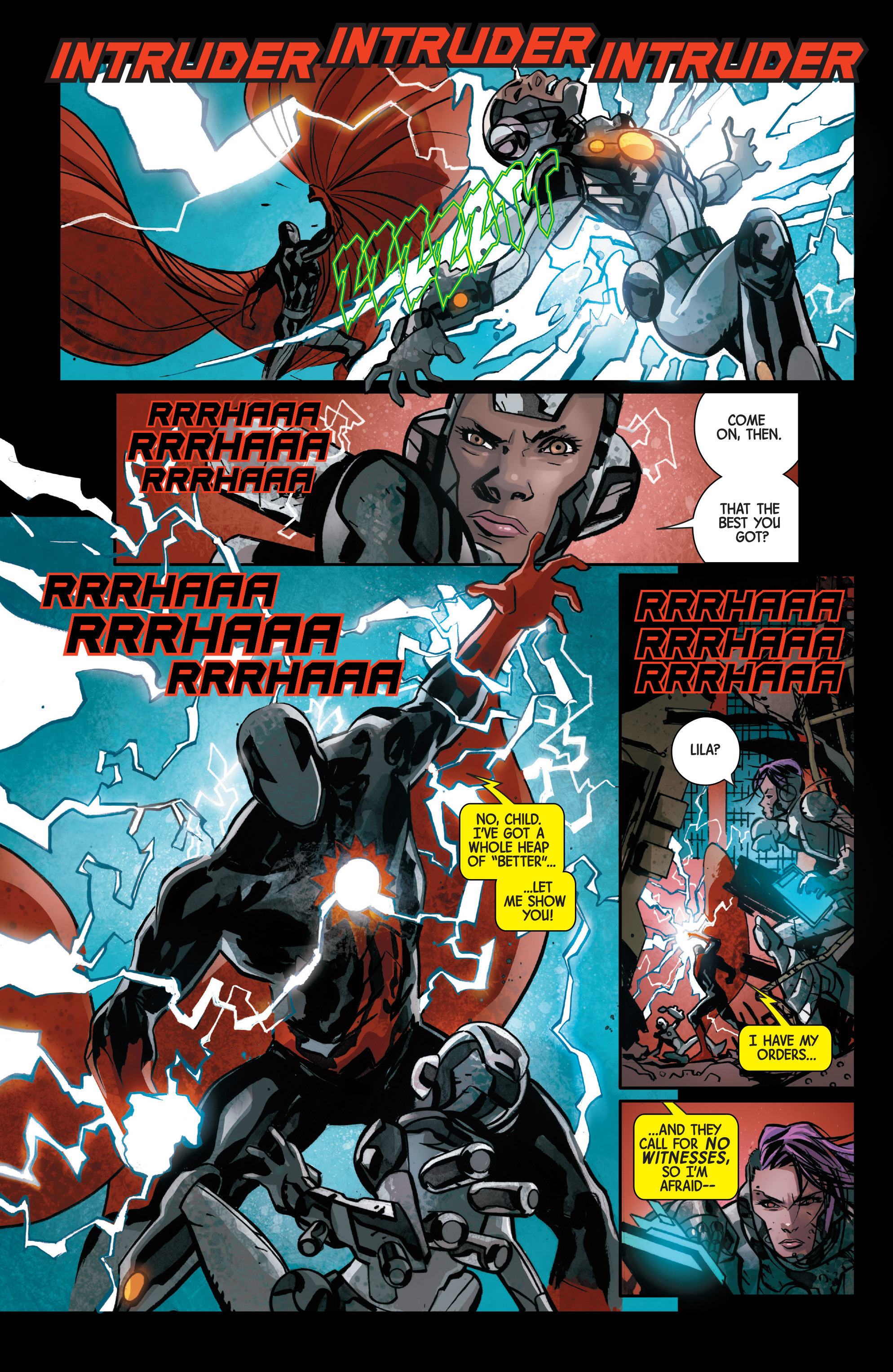 Read online Armor Wars comic -  Issue #2 - 19