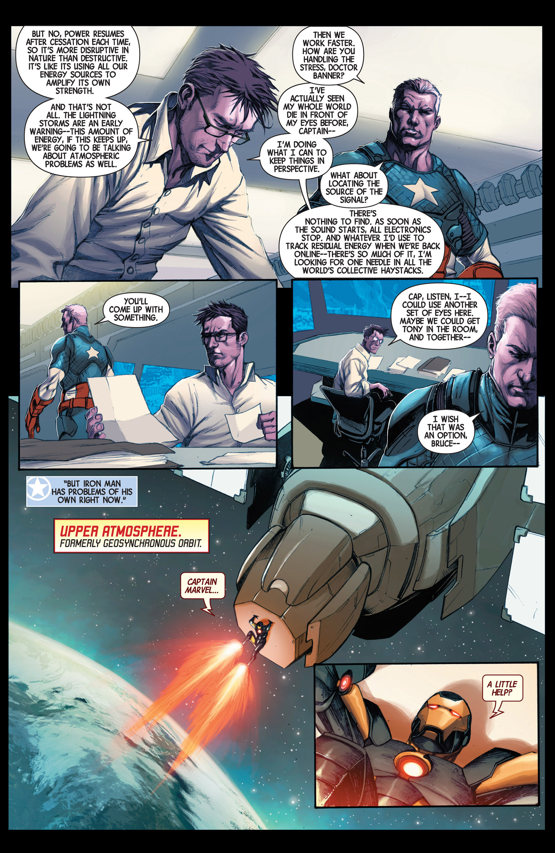 Read online Avengers (2013) comic -  Issue #14 - 11