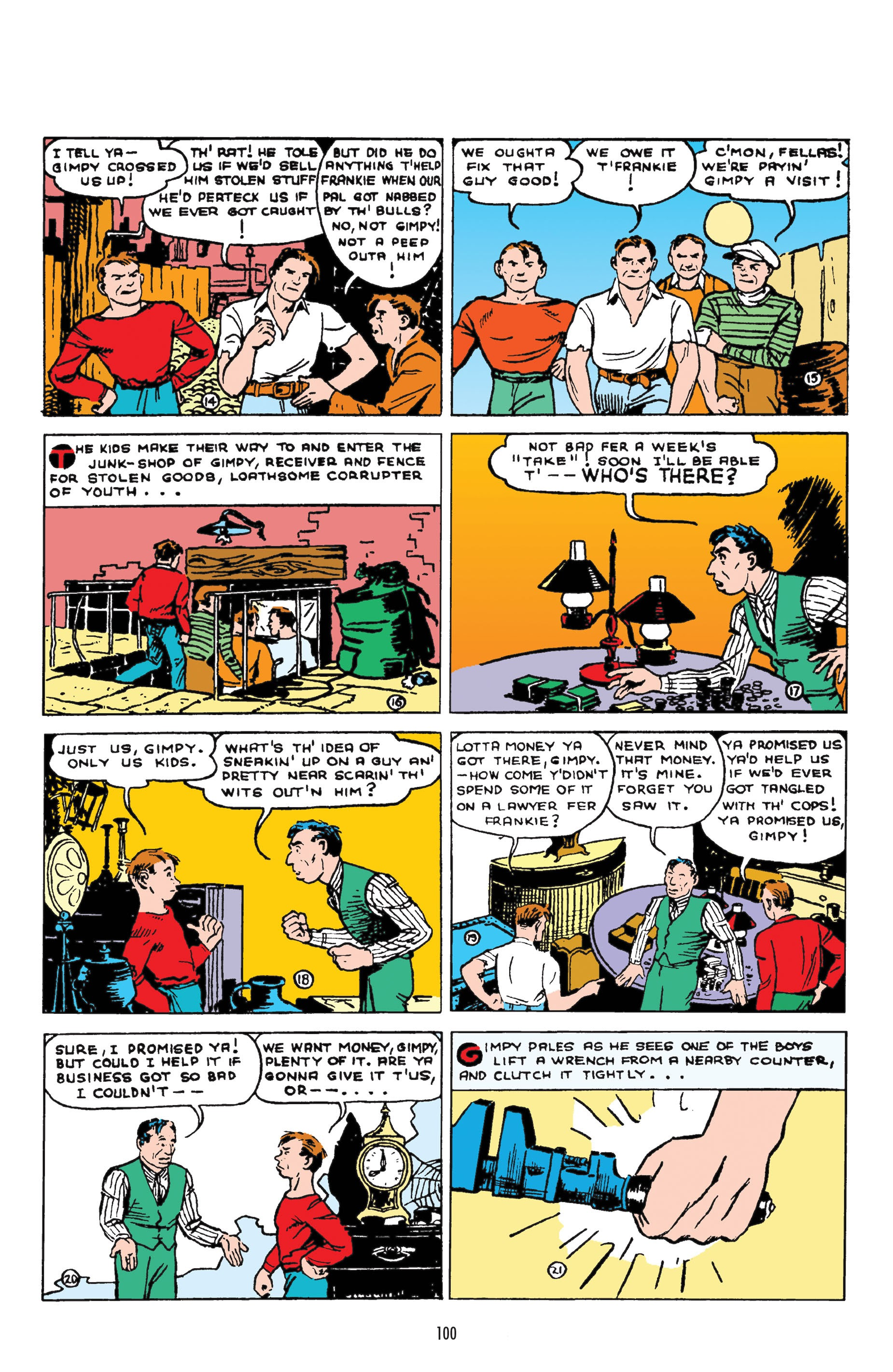 The Superman Chronicles TPB_1_(Part_2) Page 1