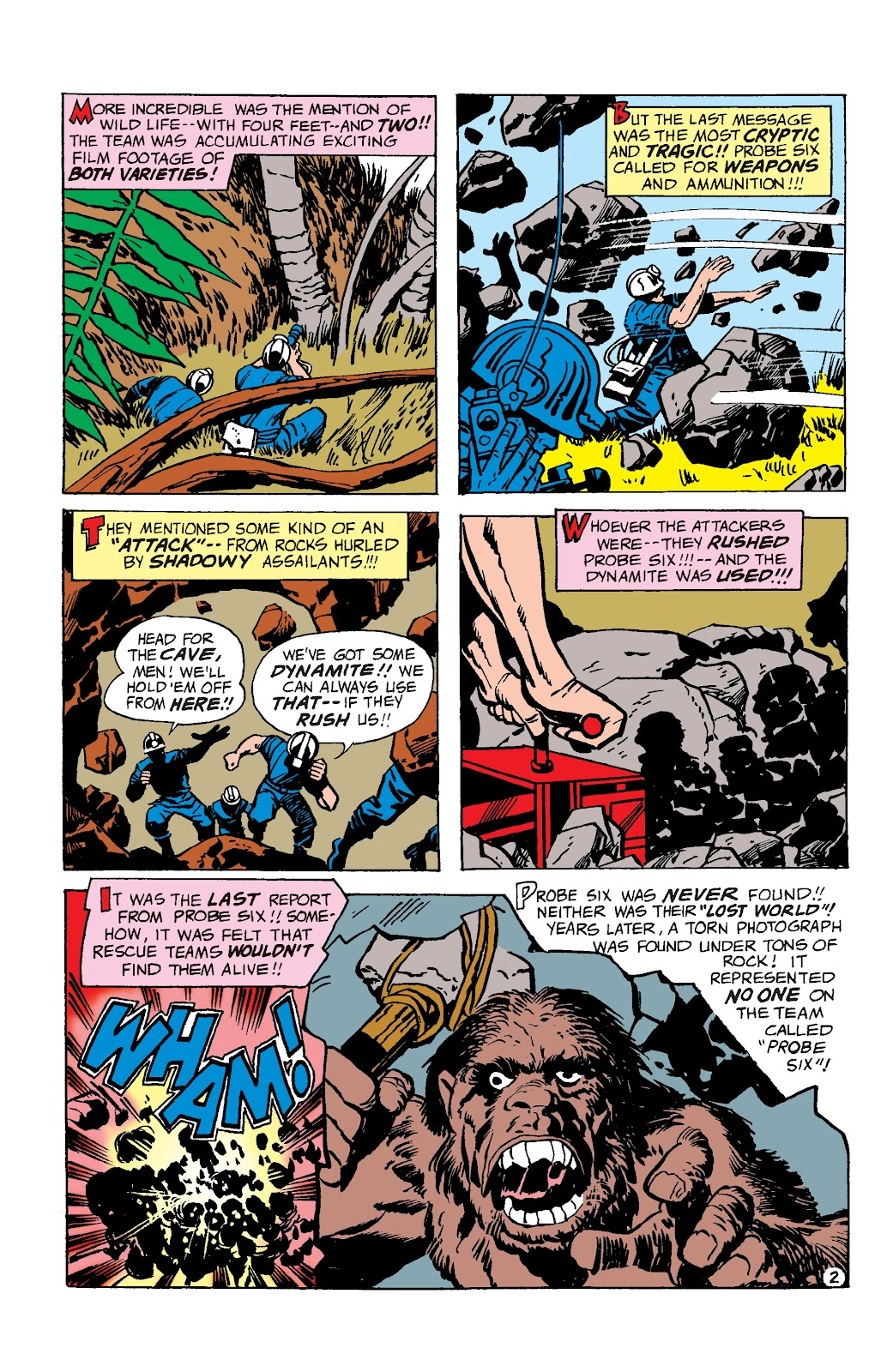 Read online Superman's Pal, Jimmy Olsen by Jack Kirby comic -  Issue # TPB (Part 3) - 63