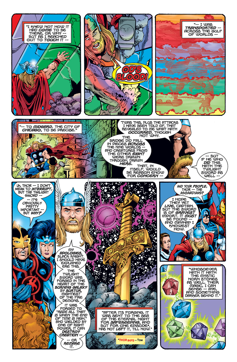 Avengers (1998) issue 1 - Page 24