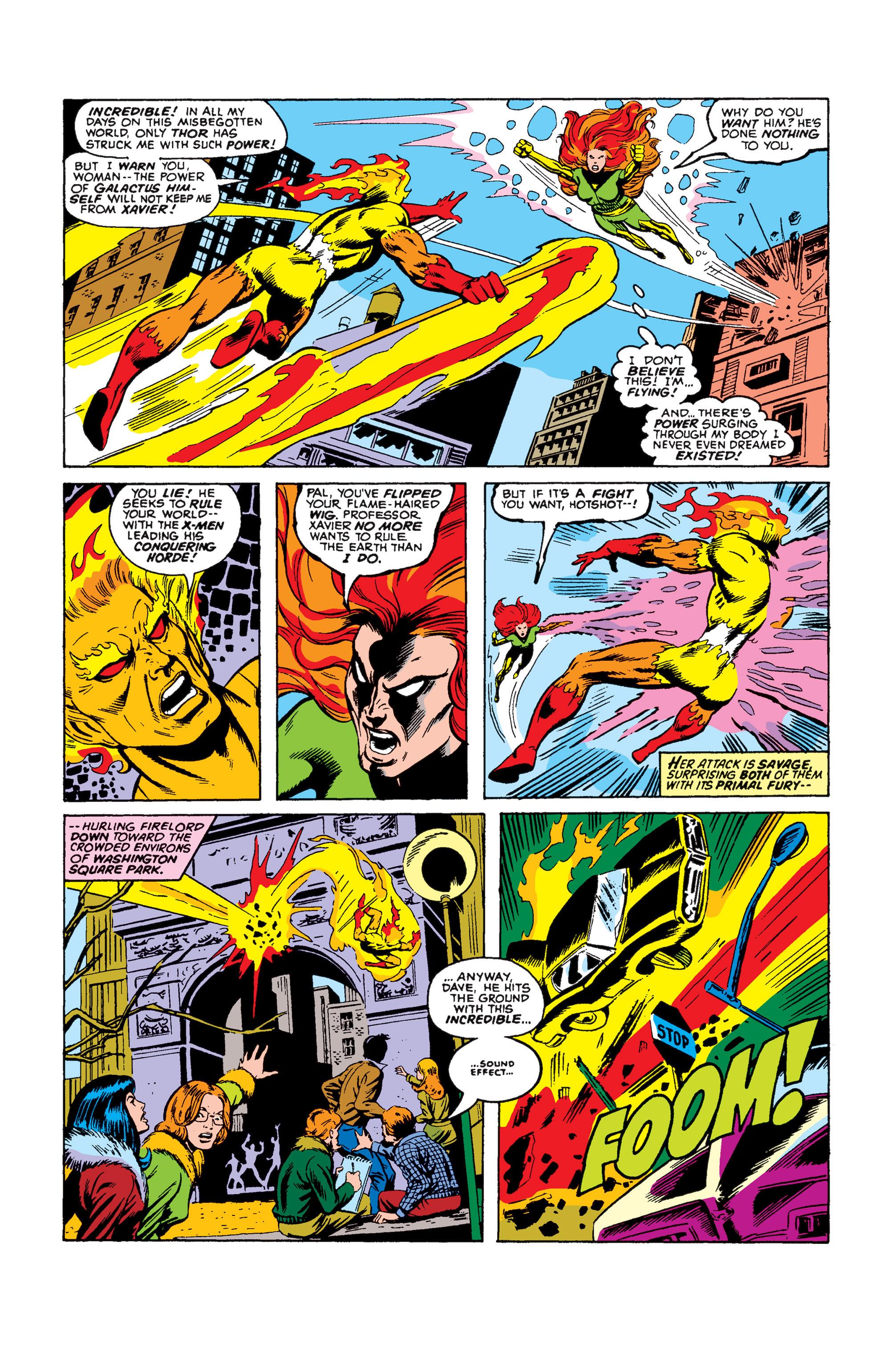 Read online Uncanny X-Men (1963) comic -  Issue #105 - 11