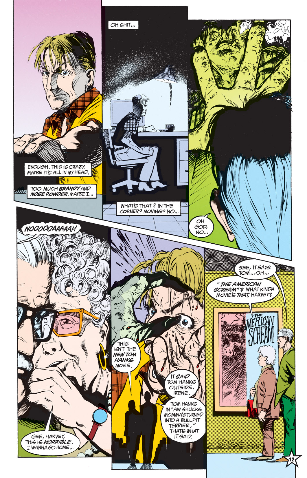 Read online Shade, the Changing Man comic -  Issue #5 - 14