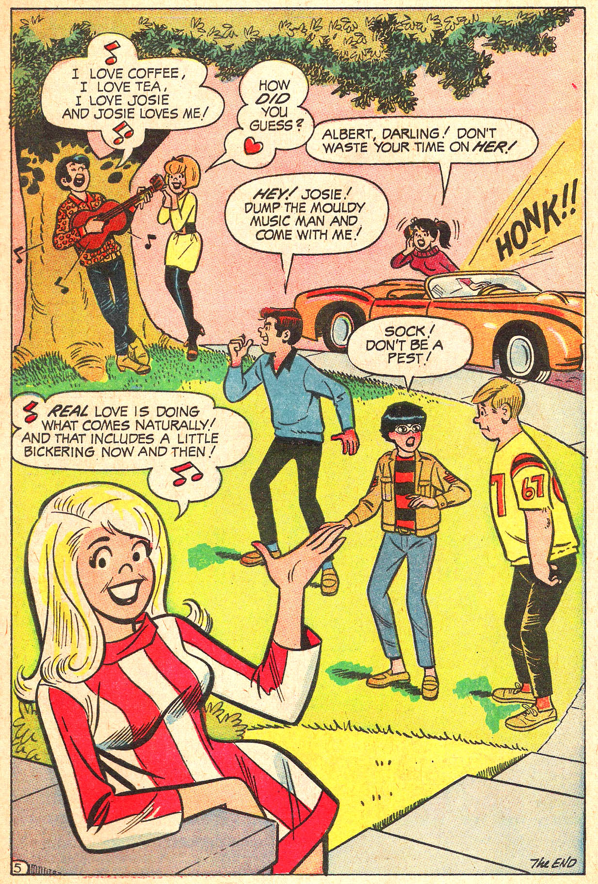 Read online She's Josie comic -  Issue #34 - 33