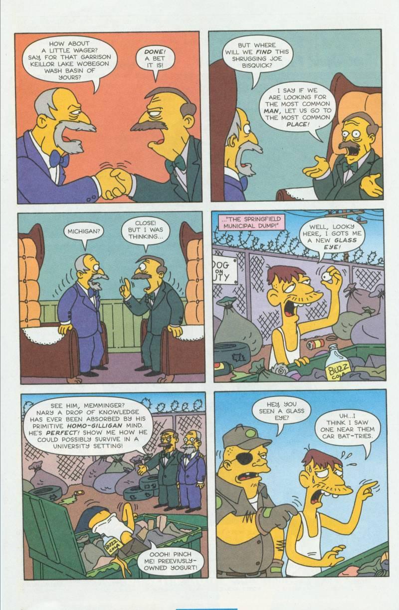 Read online Simpsons Comics comic -  Issue #51 - 28