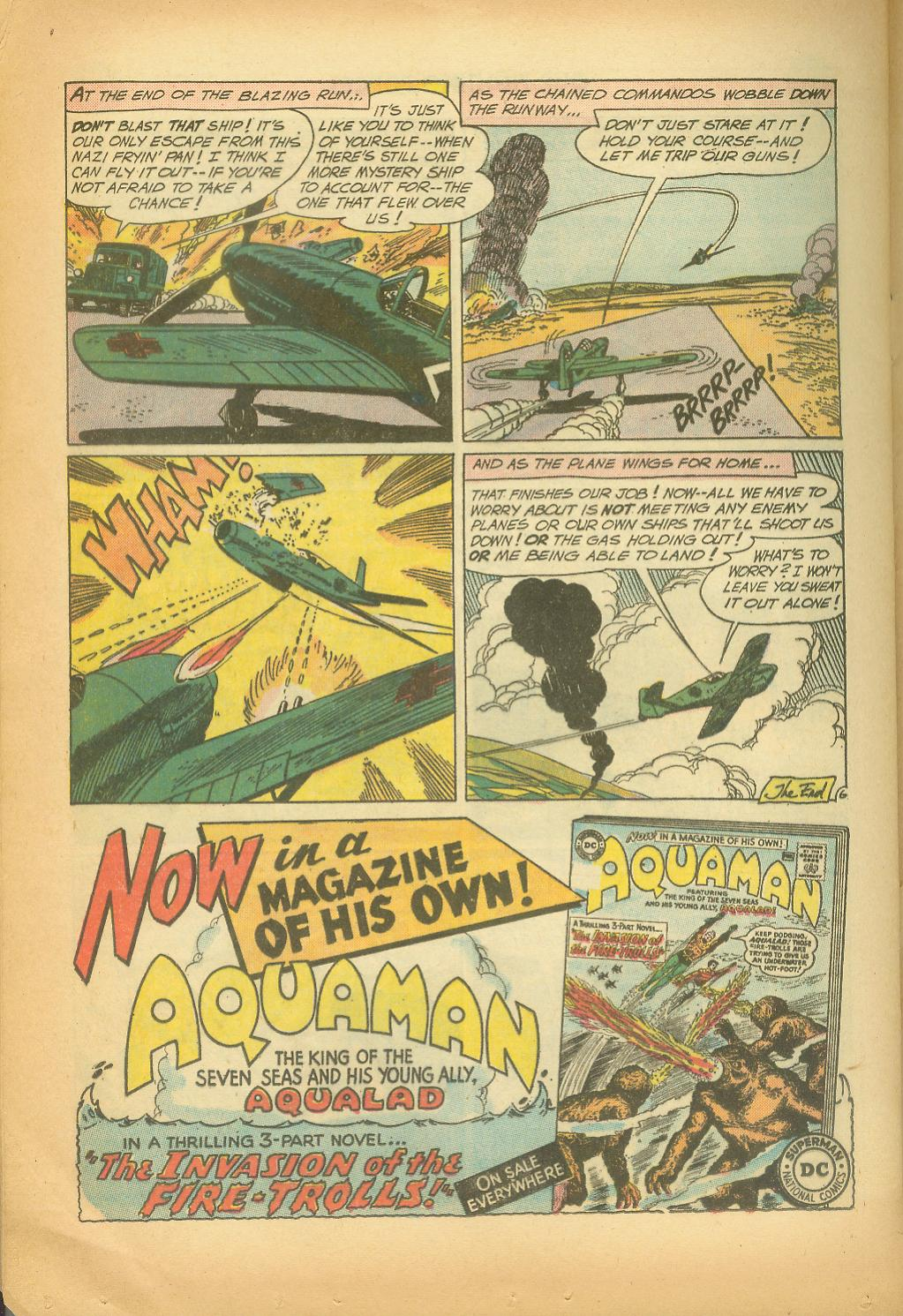 Our Fighting Forces (1954) issue 65 - Page 32