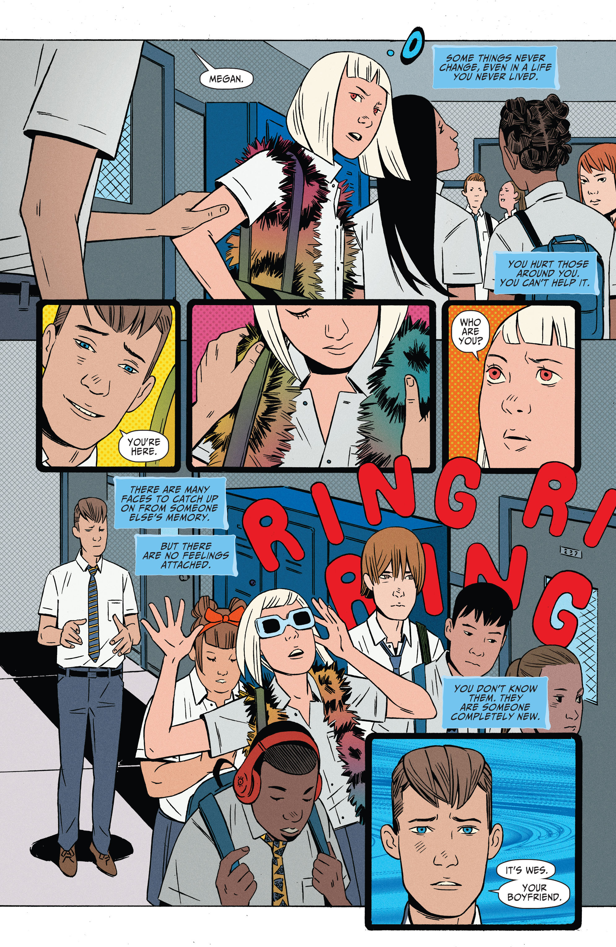 Read online Shade, the Changing Girl comic -  Issue #2 - 10