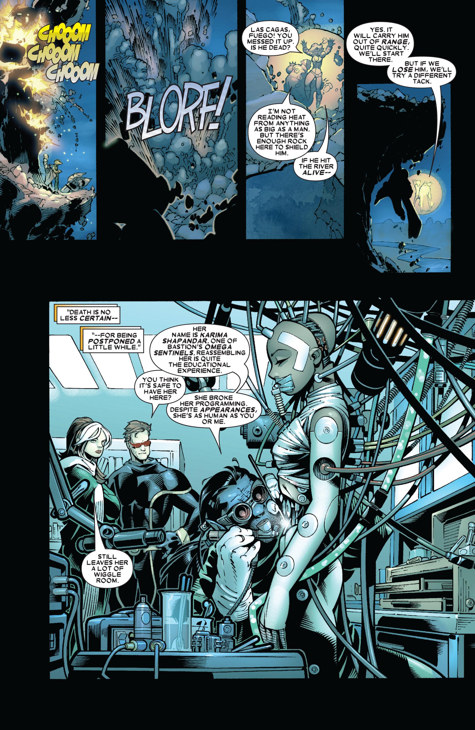 X-Men (1991) 188 Page 16