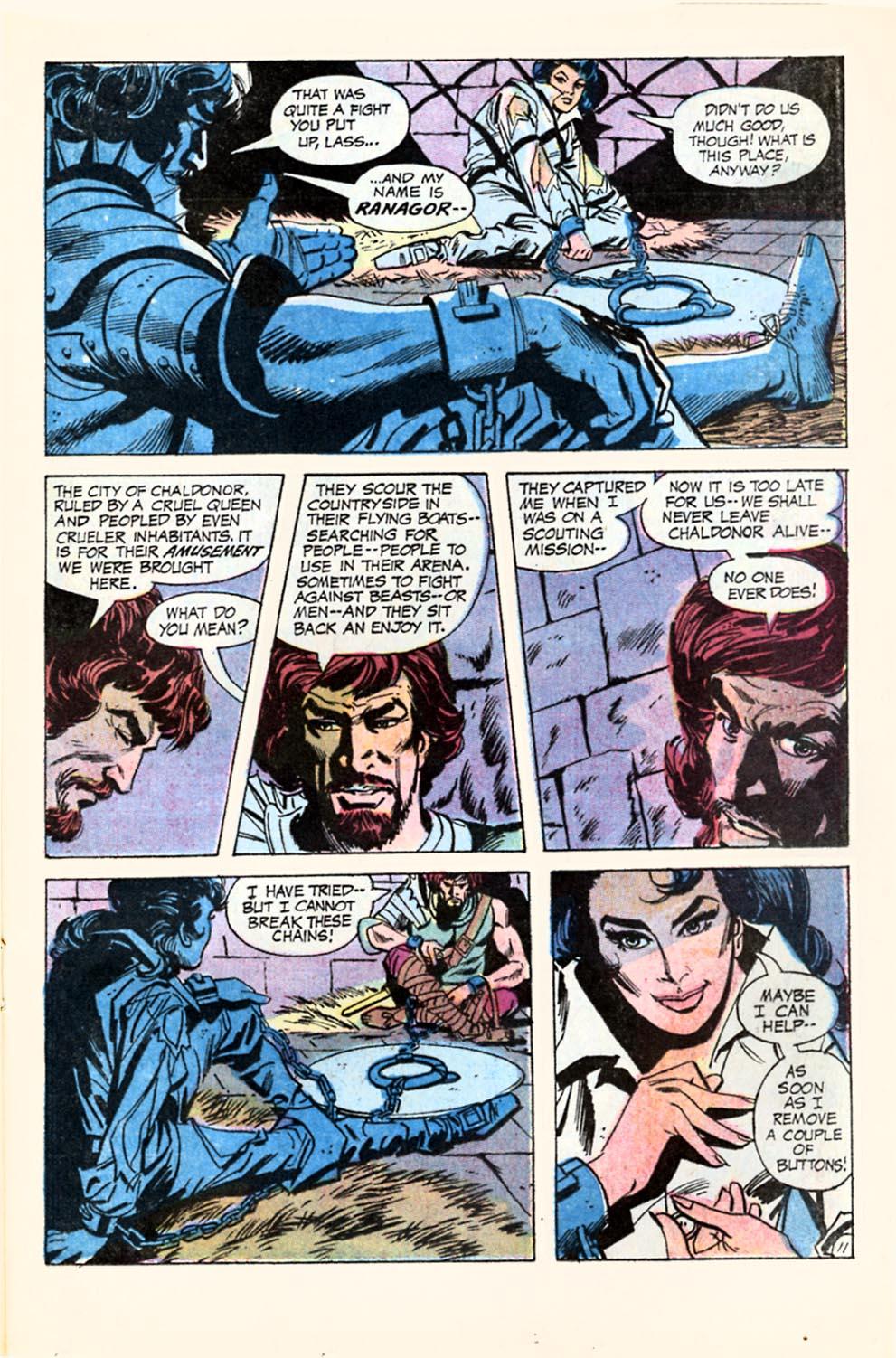 Read online Wonder Woman (1942) comic -  Issue #190 - 15
