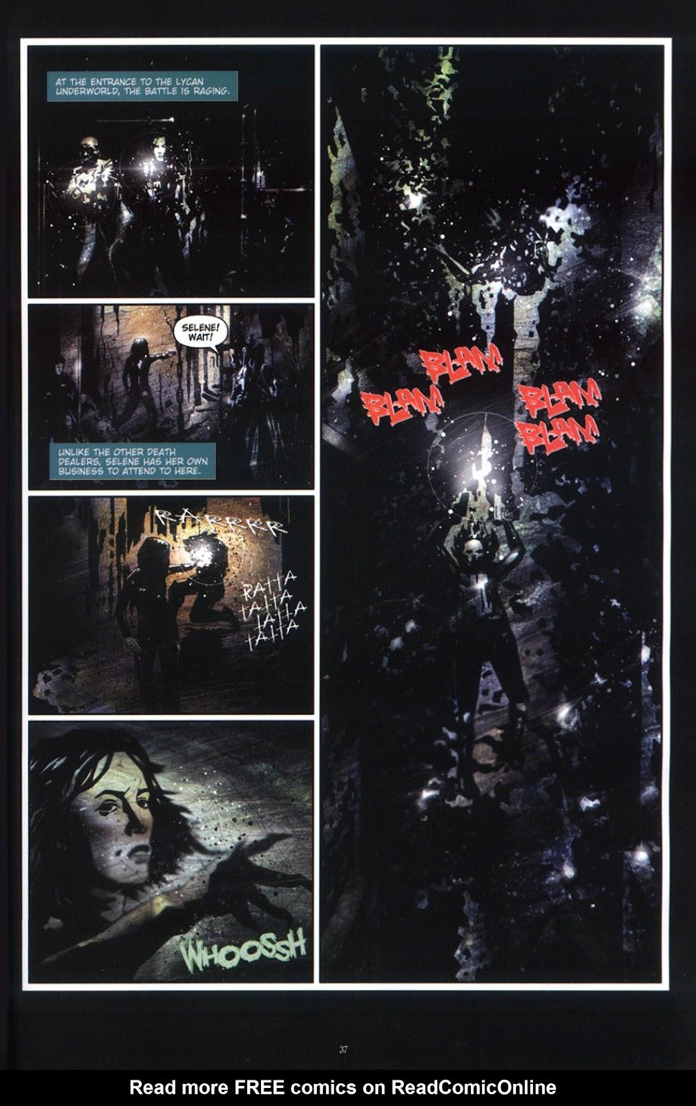 Read online Underworld (2003) comic -  Issue # Full - 38