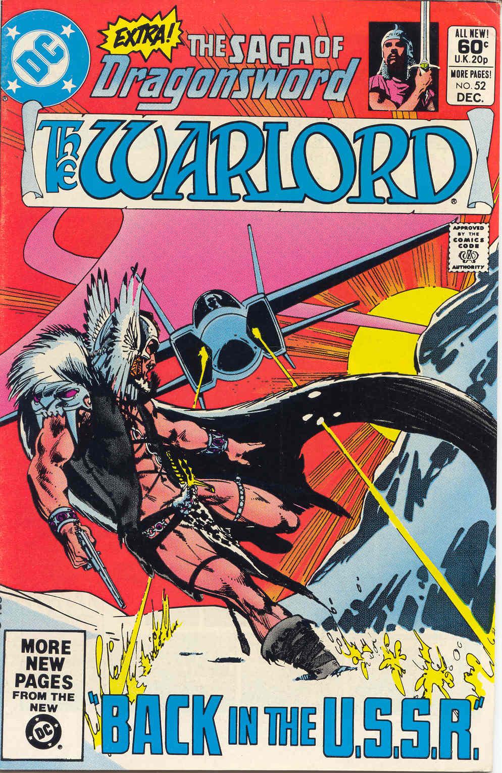 Warlord (1976) 52 Page 1