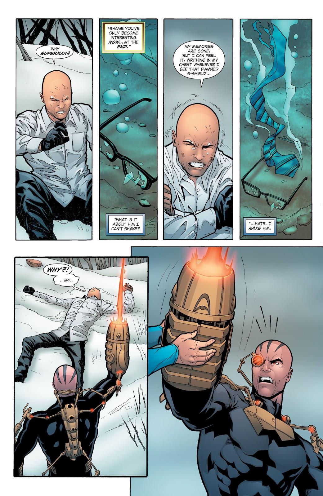 Read online Smallville Season 11 [II] comic -  Issue # TPB 6 - 150