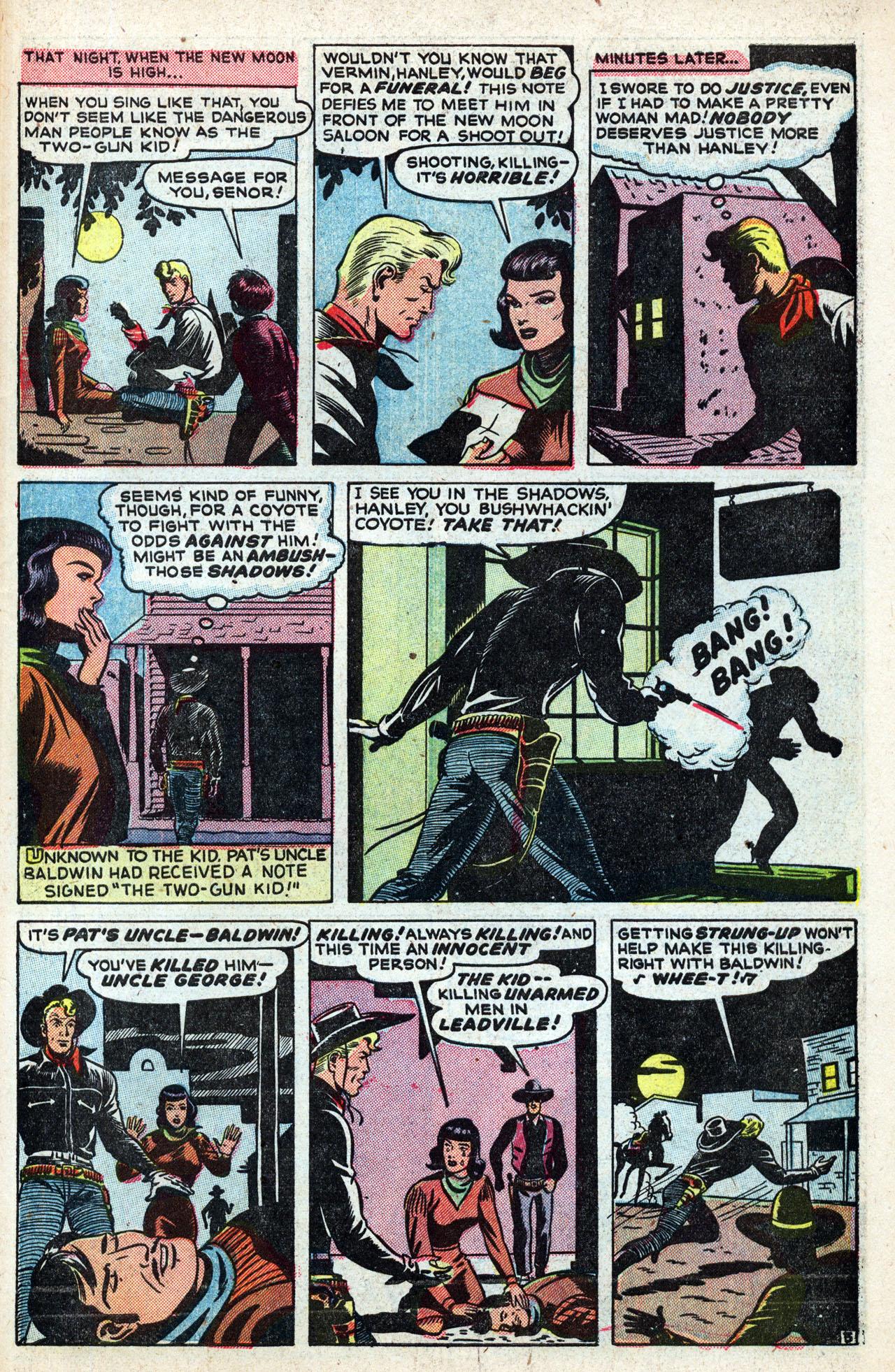 Read online Two-Gun Kid comic -  Issue #4 - 47