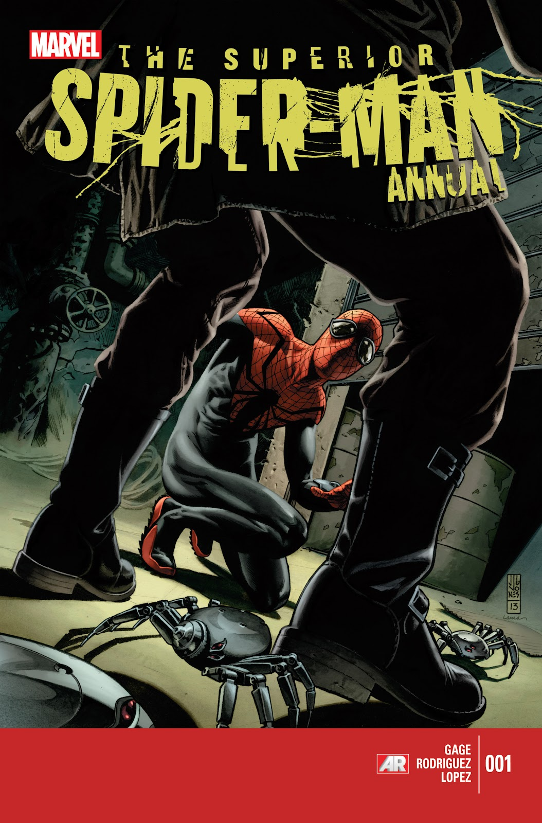 Superior Spider-Man (2013) _Annual_1 Page 1