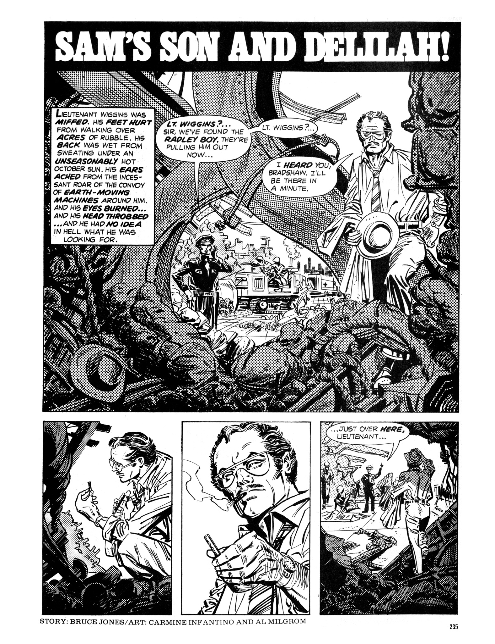 Read online Eerie Archives comic -  Issue # TPB 16 - 236
