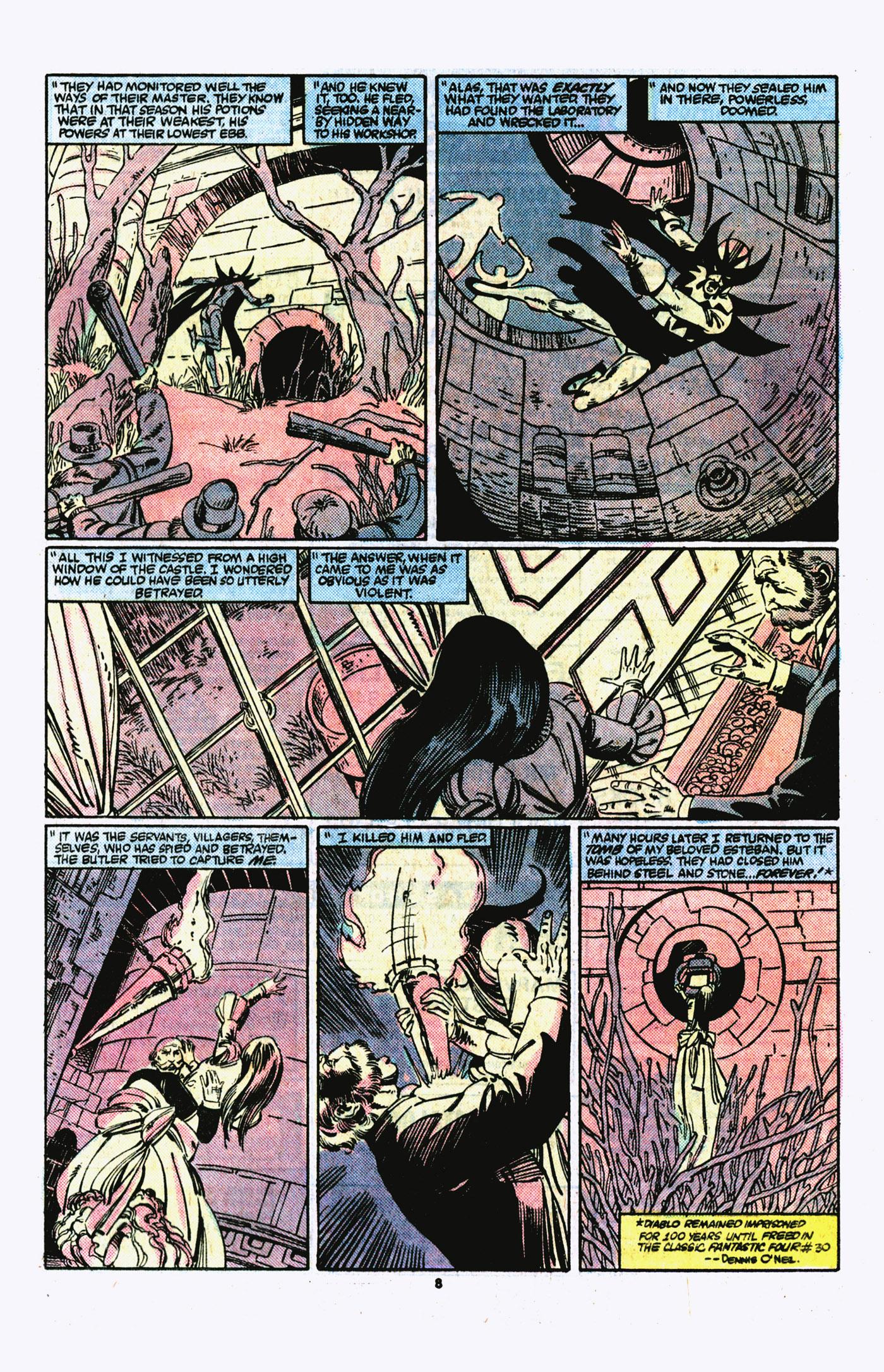 Read online Alpha Flight (1983) comic -  Issue #21 - 9