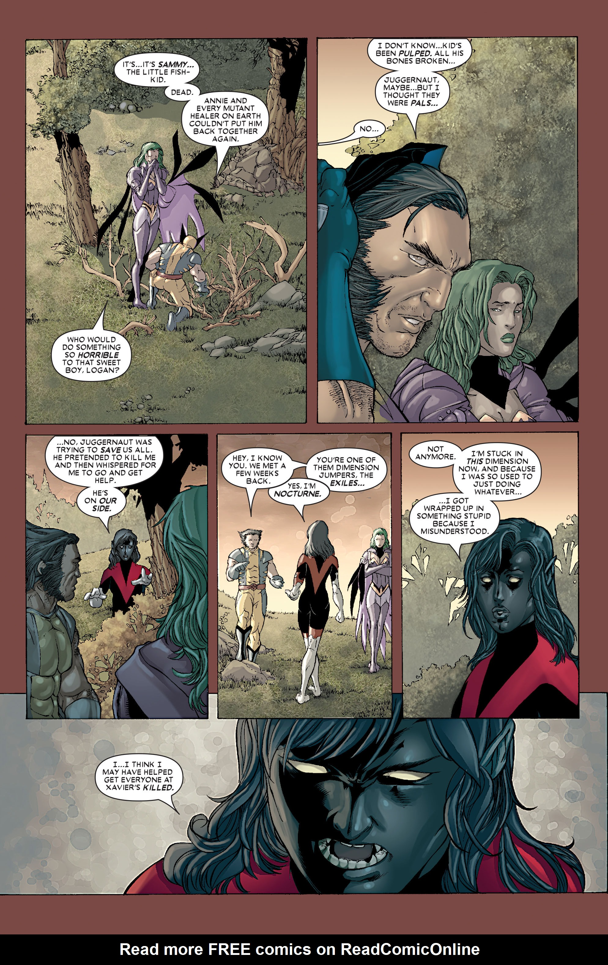 X-Men (1991) 163 Page 14