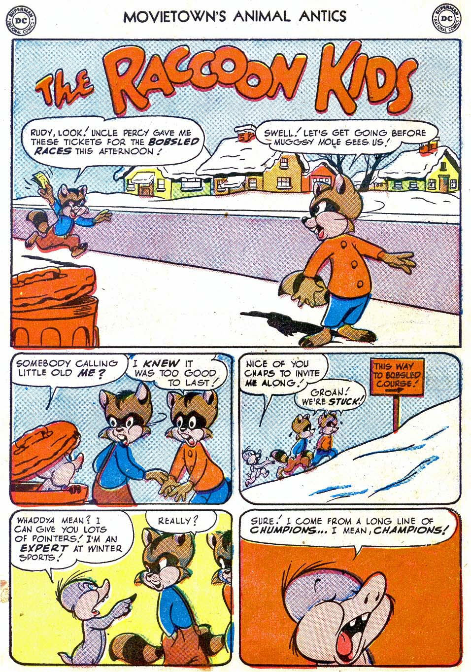 Read online Animal Antics comic -  Issue #37 - 3