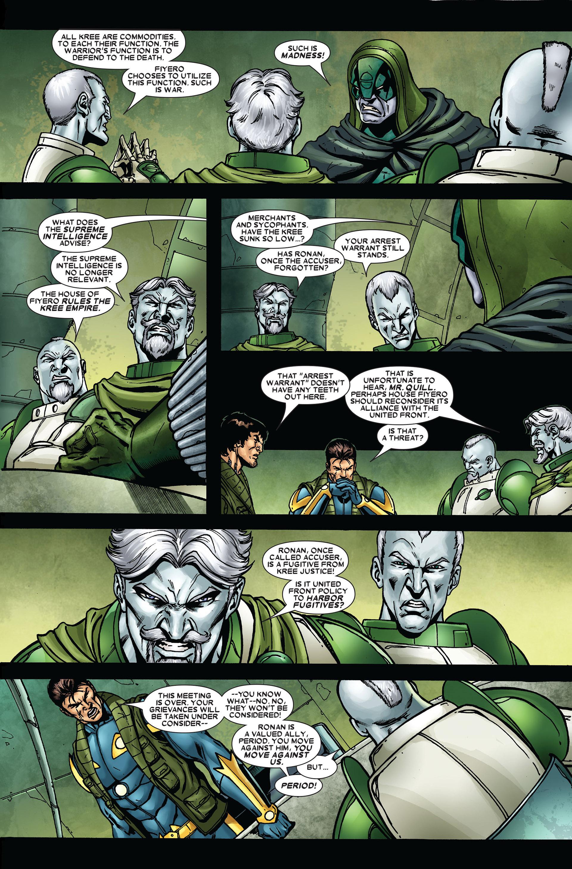Read online Annihilation comic -  Issue #2 - 10