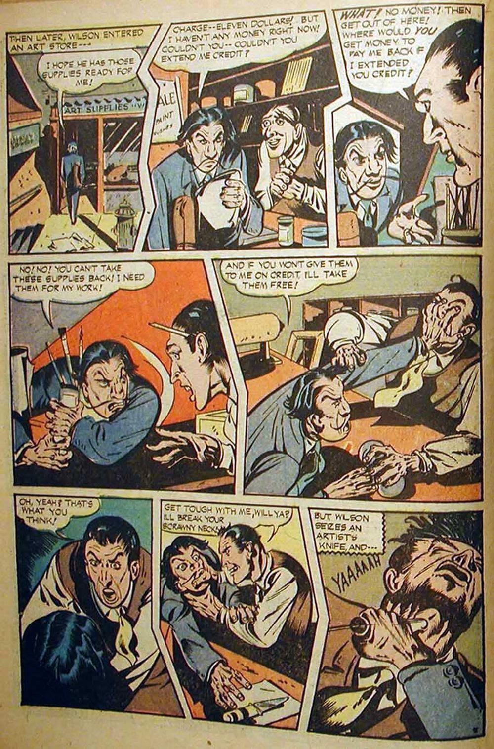 Hangman Comics issue 5 - Page 36