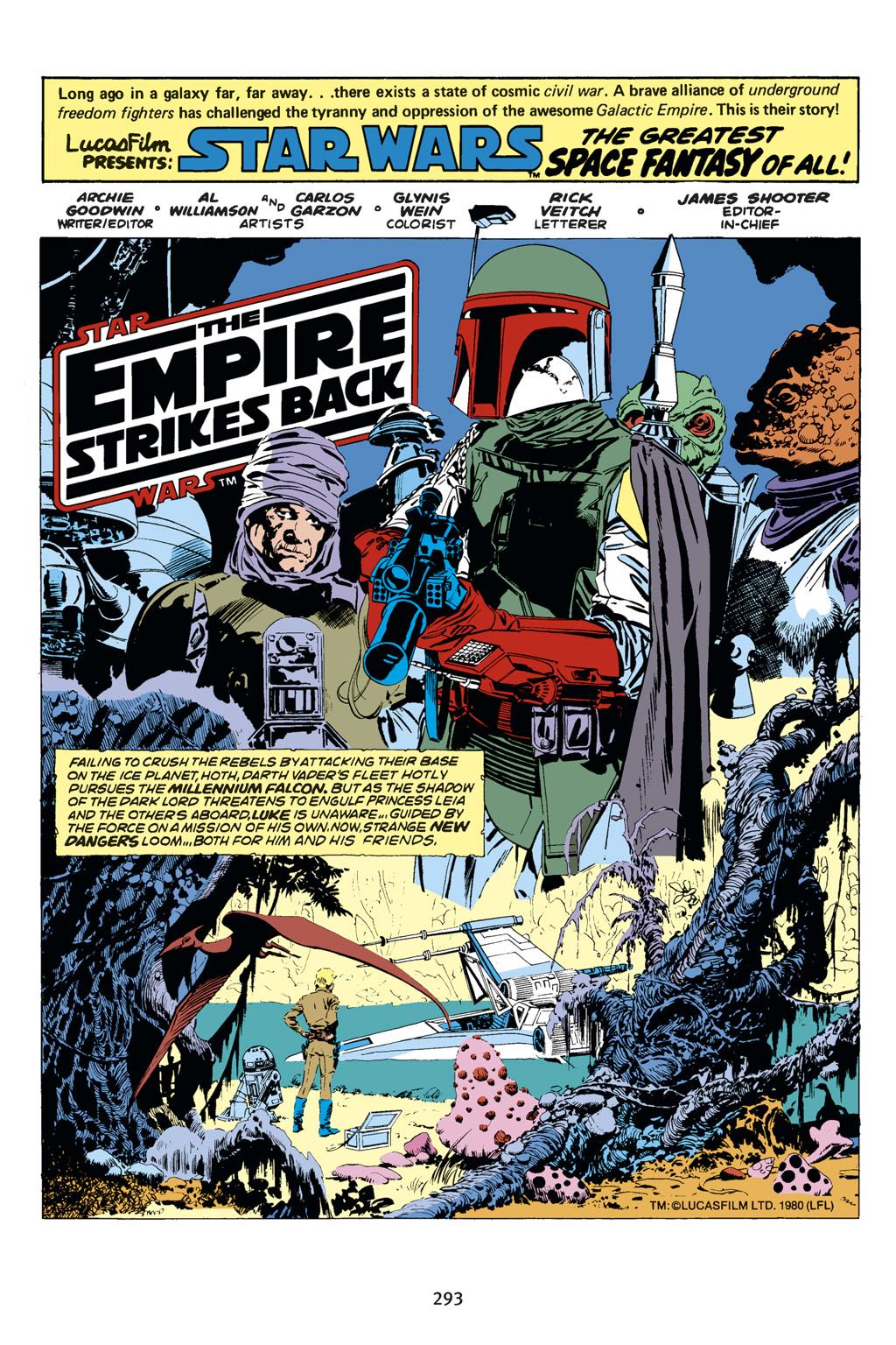 Read online Star Wars Omnibus comic -  Issue # Vol. 14 - 291