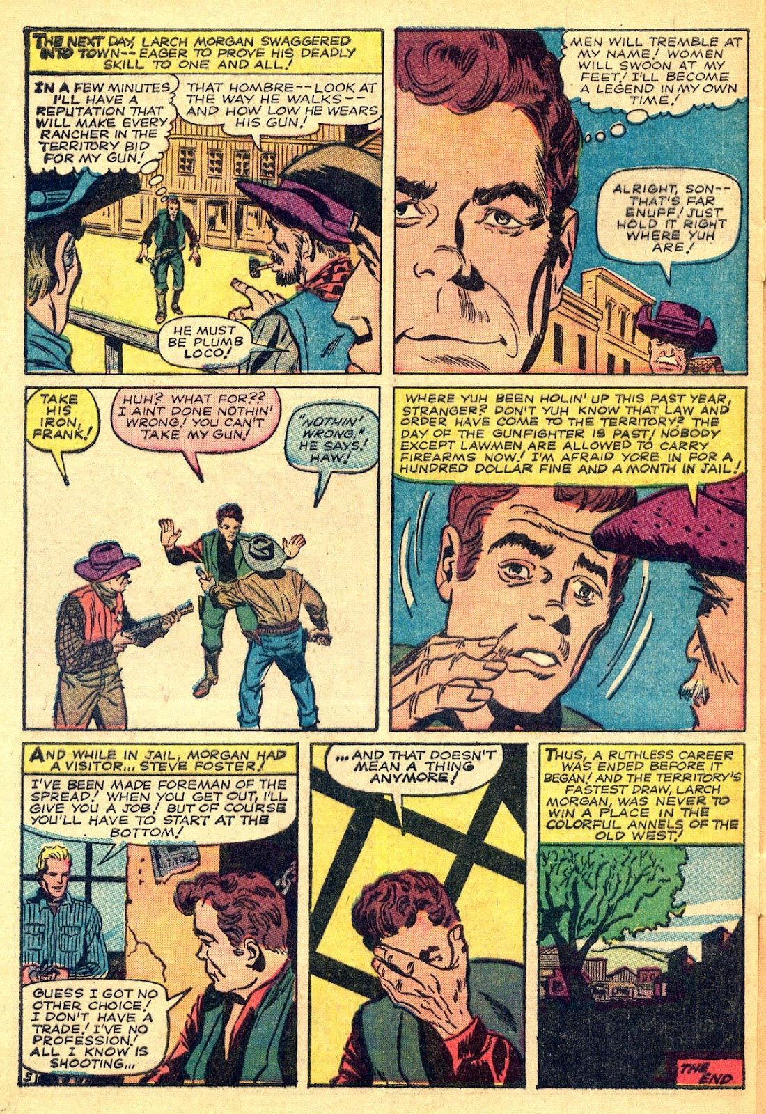 The Rawhide Kid (1955) issue 40 - Page 32