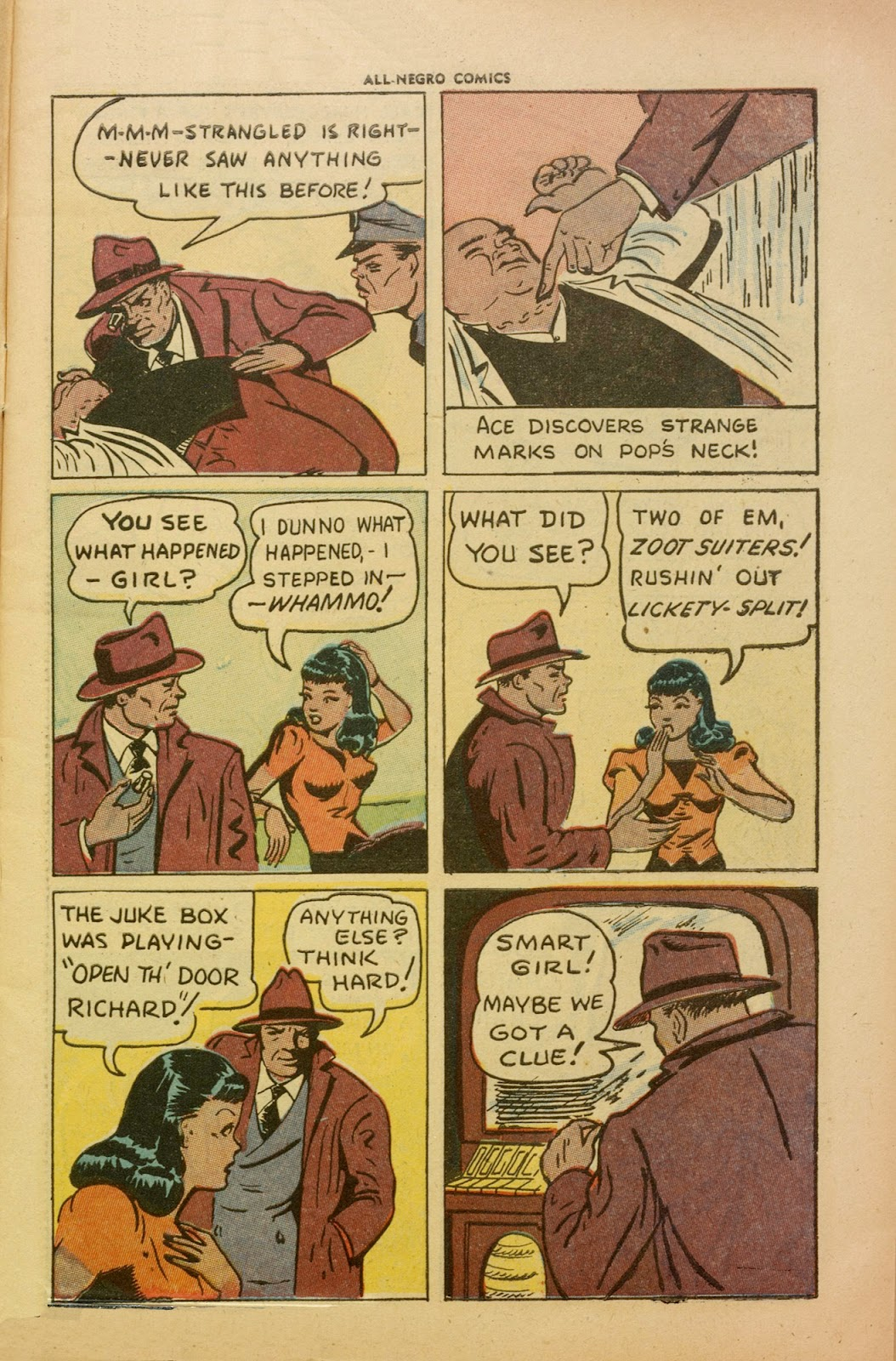 All-Negro Comics issue Full - Page 7