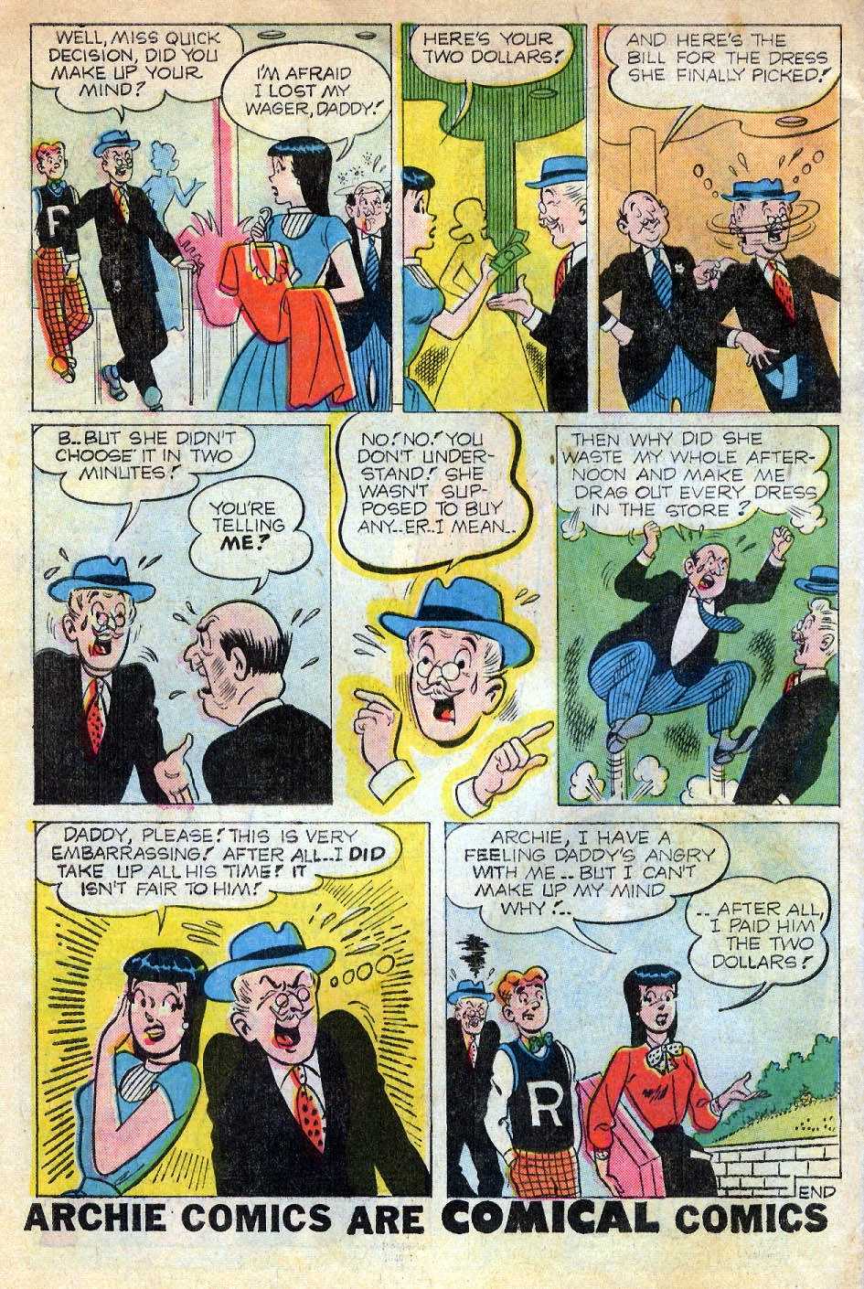 Archie Comics issue 097 - Page 33