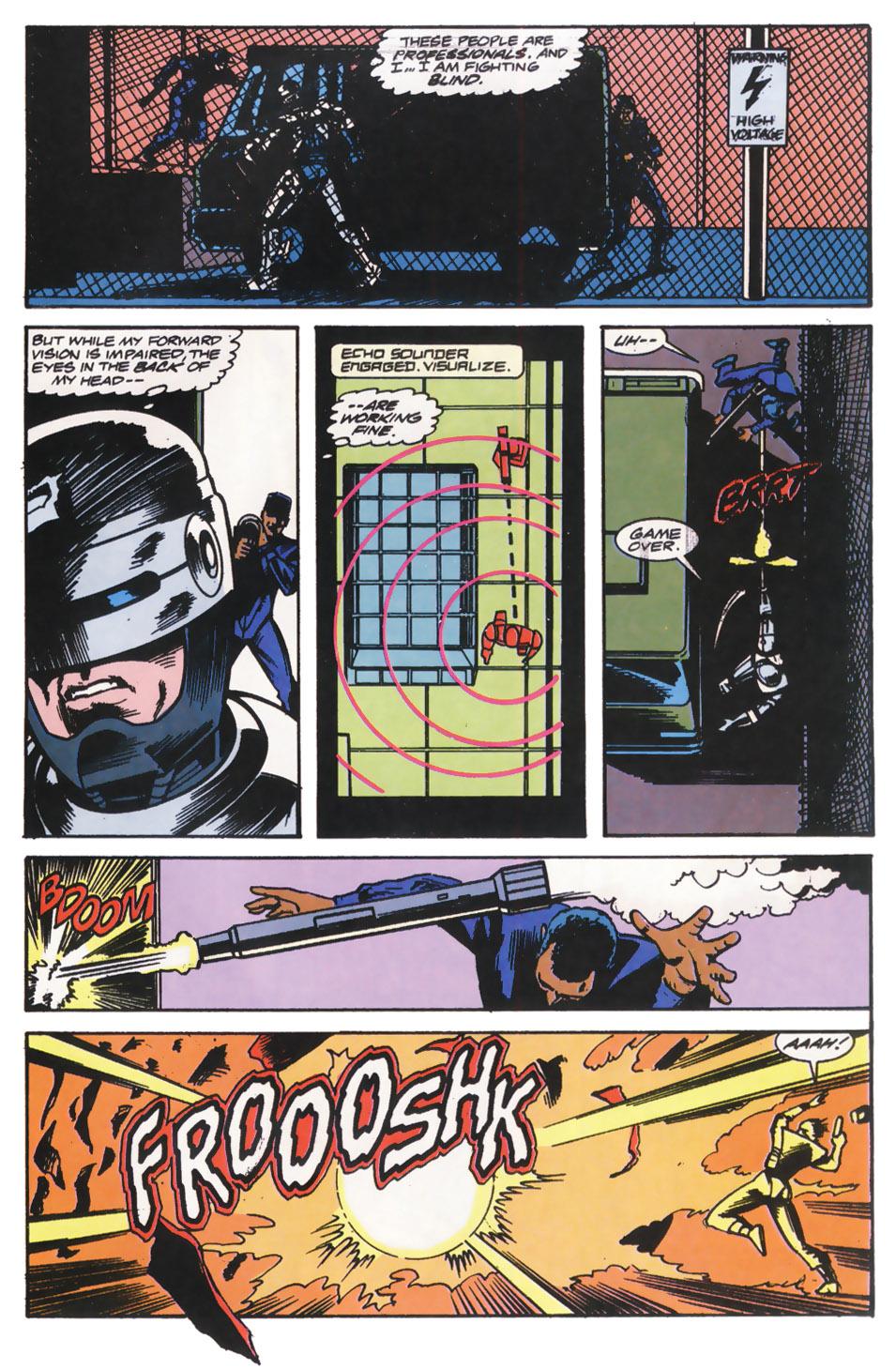 Read online Robocop (1990) comic -  Issue #14 - 12