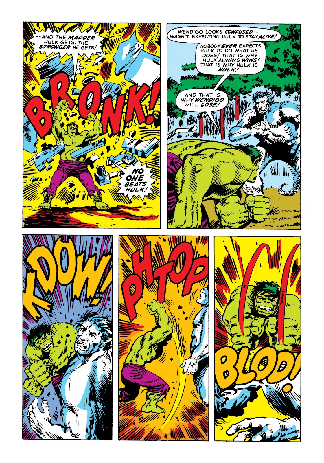 Read online Marvel Masterworks: The Incredible Hulk comic -  Issue # TPB 9 (Part 2) - 33