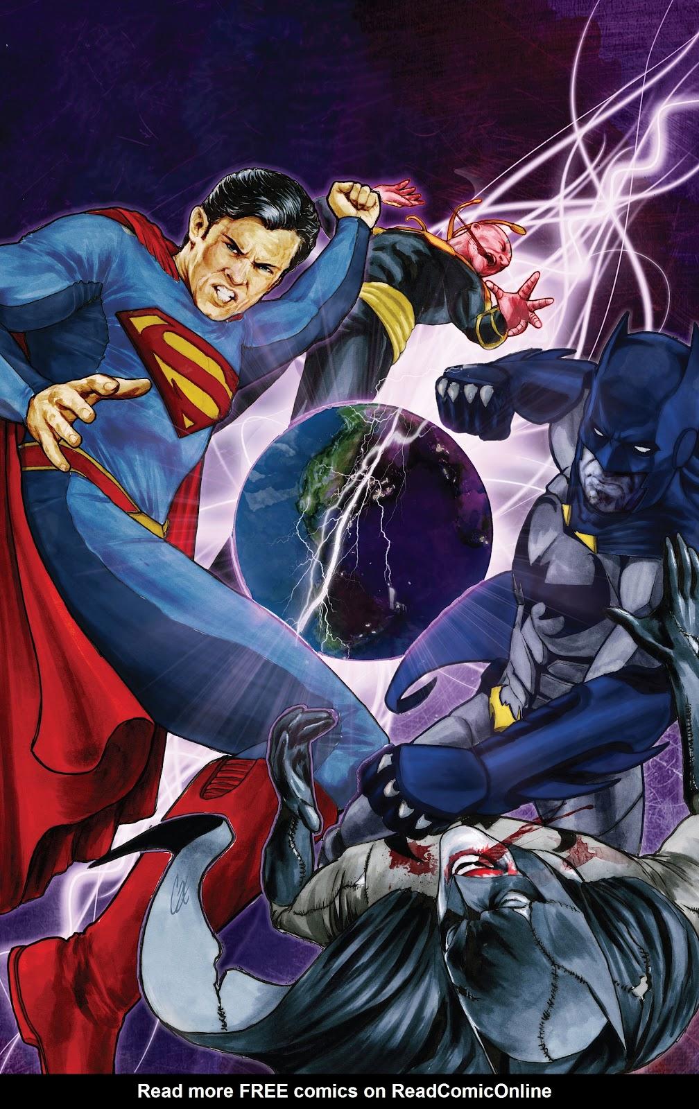 Read online Smallville Season 11 [II] comic -  Issue # TPB 6 - 143