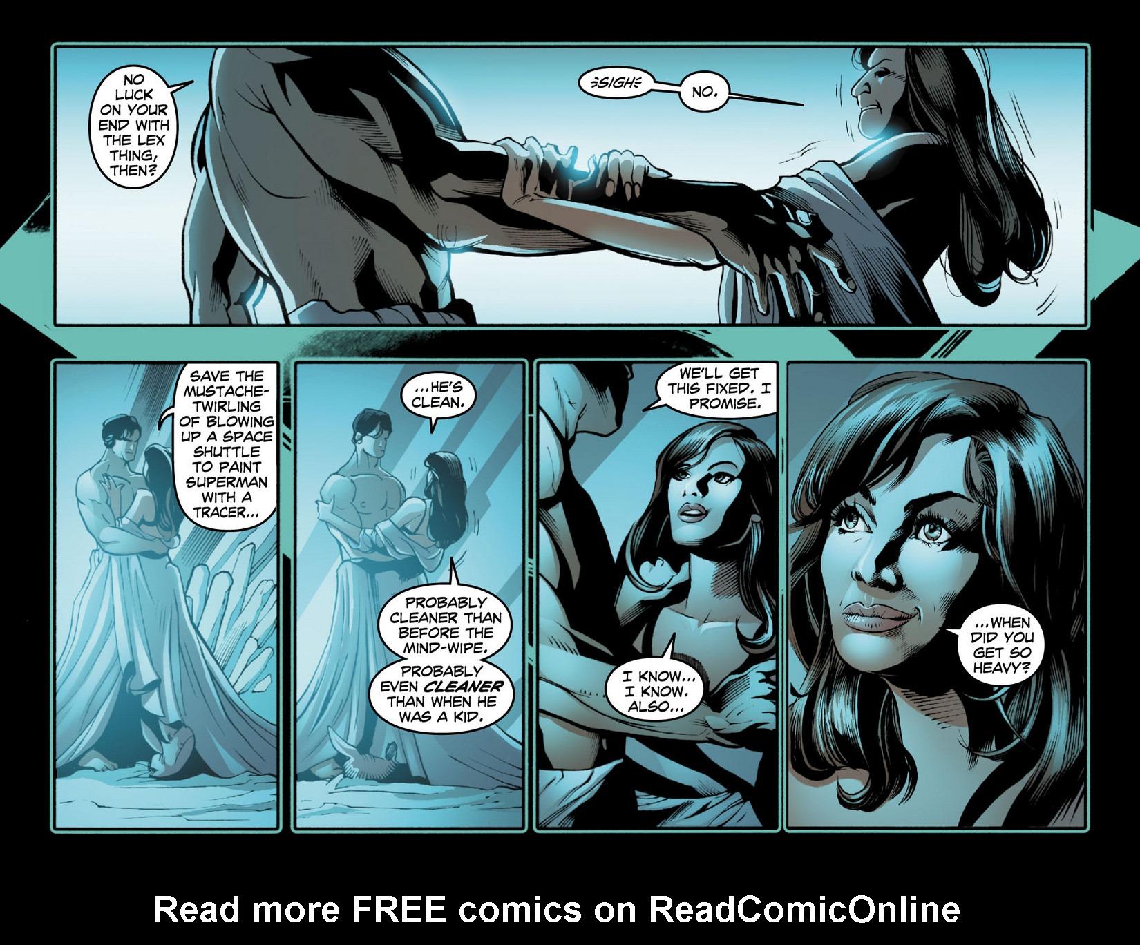 Read online Smallville: Season 11 comic -  Issue #13 - 7