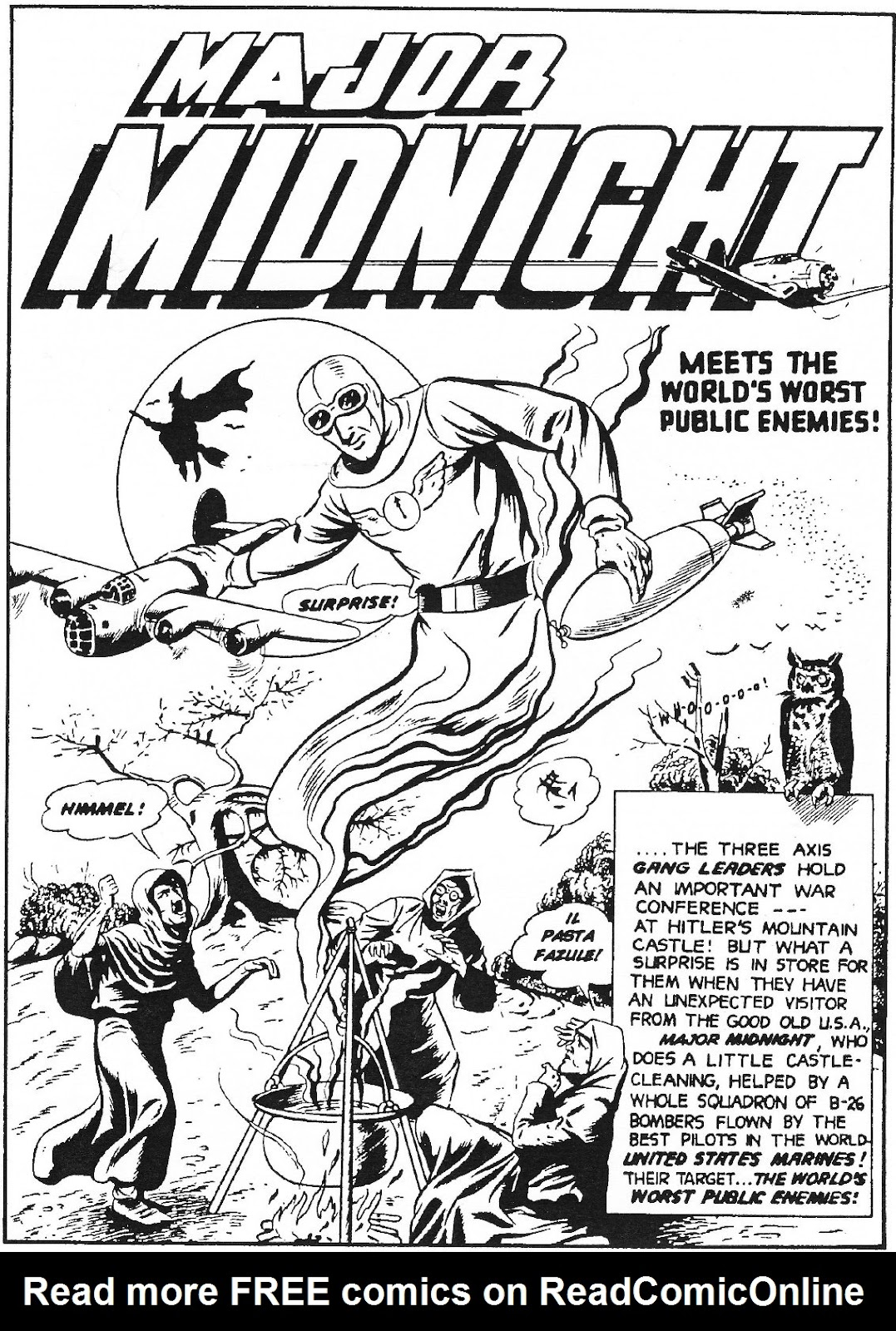 Captain Midnight (1942) issue 11 - Page 12