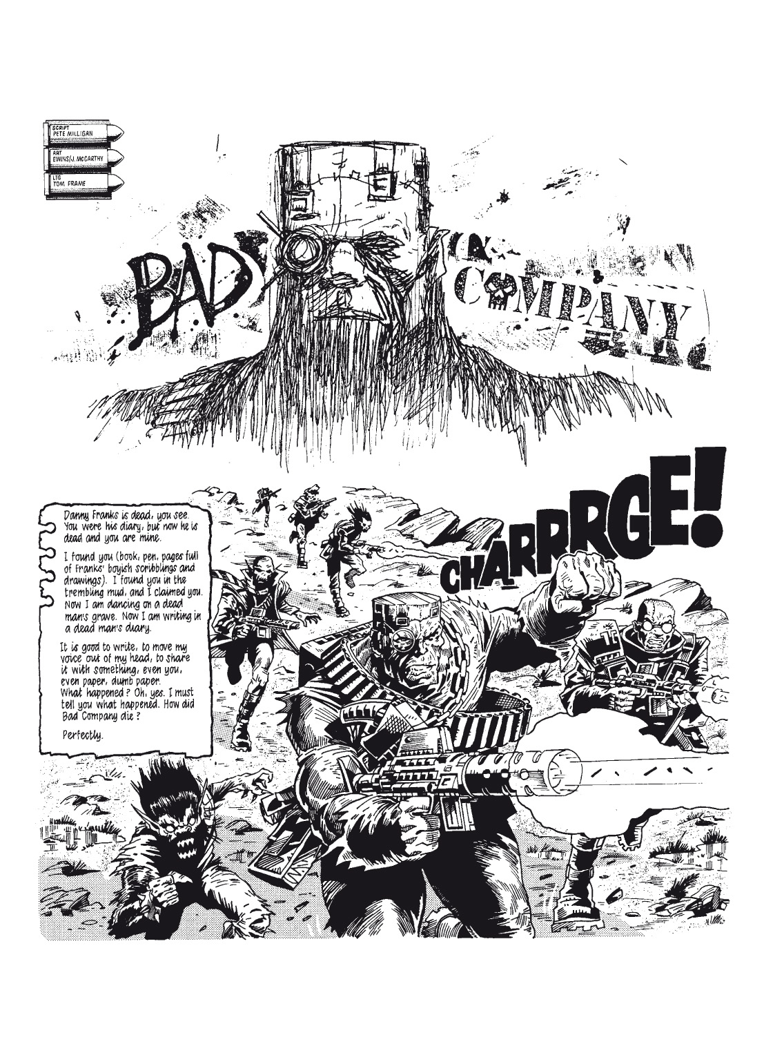Read online The Complete Bad Company comic -  Issue # TPB - 104