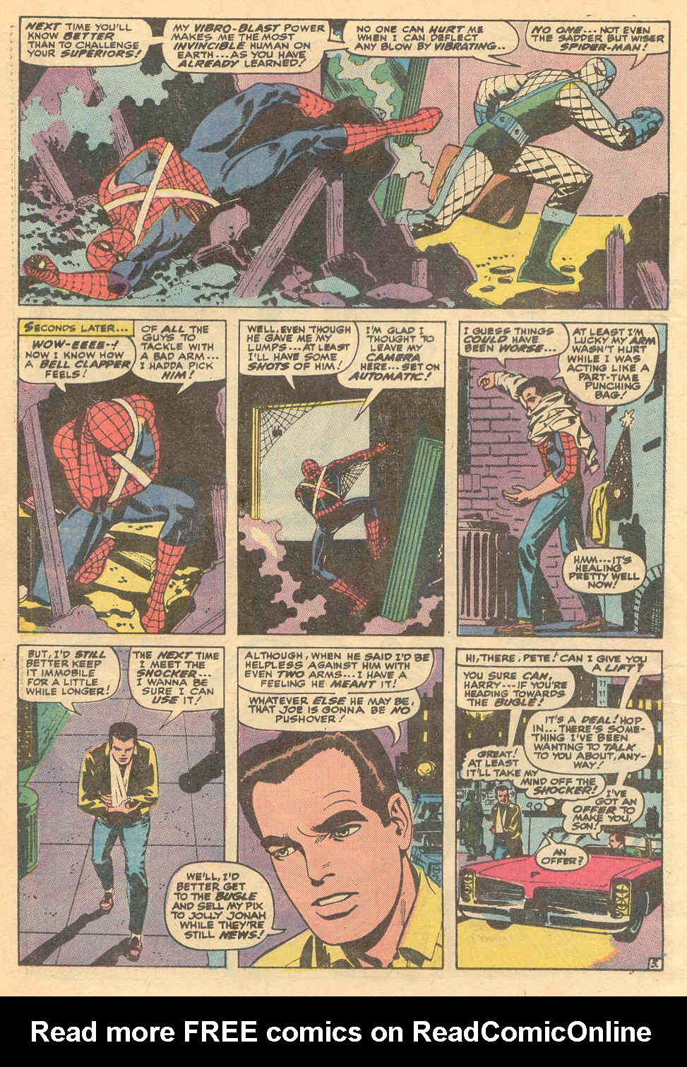 The Amazing Spider-Man (1963) _Annual_8 Page 4