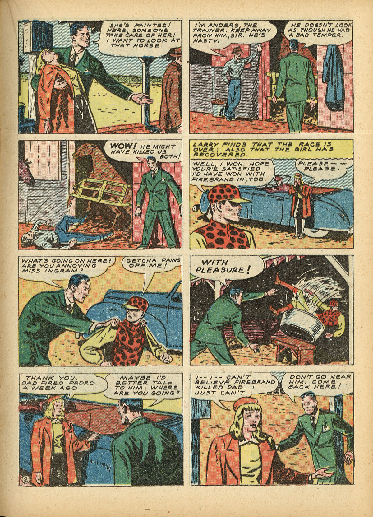 Read online Detective Comics (1937) comic -  Issue #55 - 31