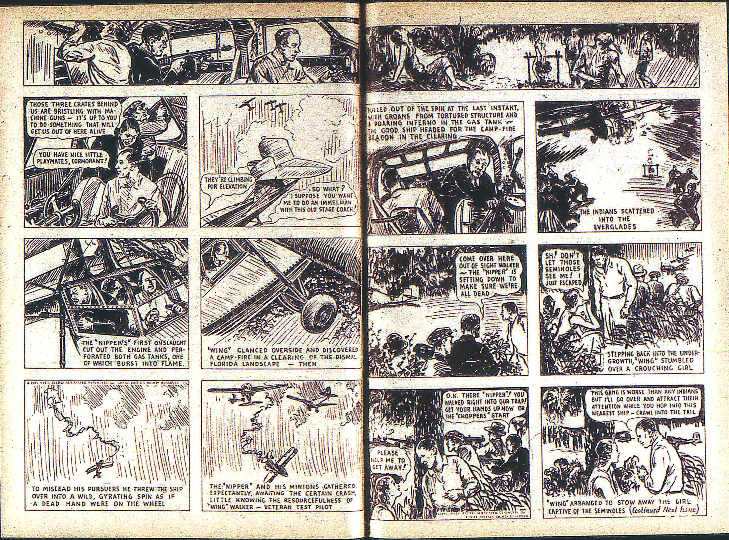 Read online Adventure Comics (1938) comic -  Issue #1 - 26