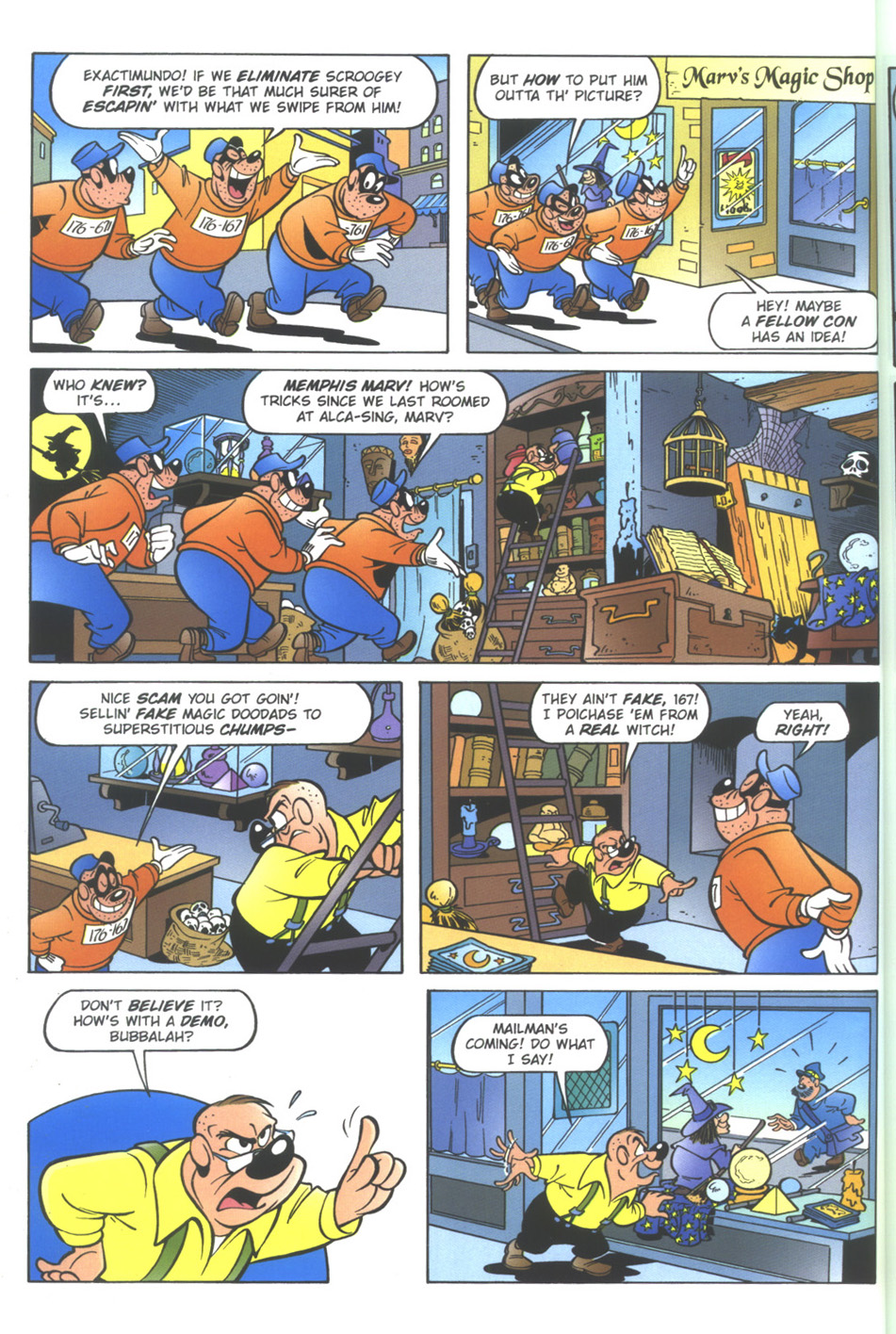 Read online Uncle Scrooge (1953) comic -  Issue #342 - 14