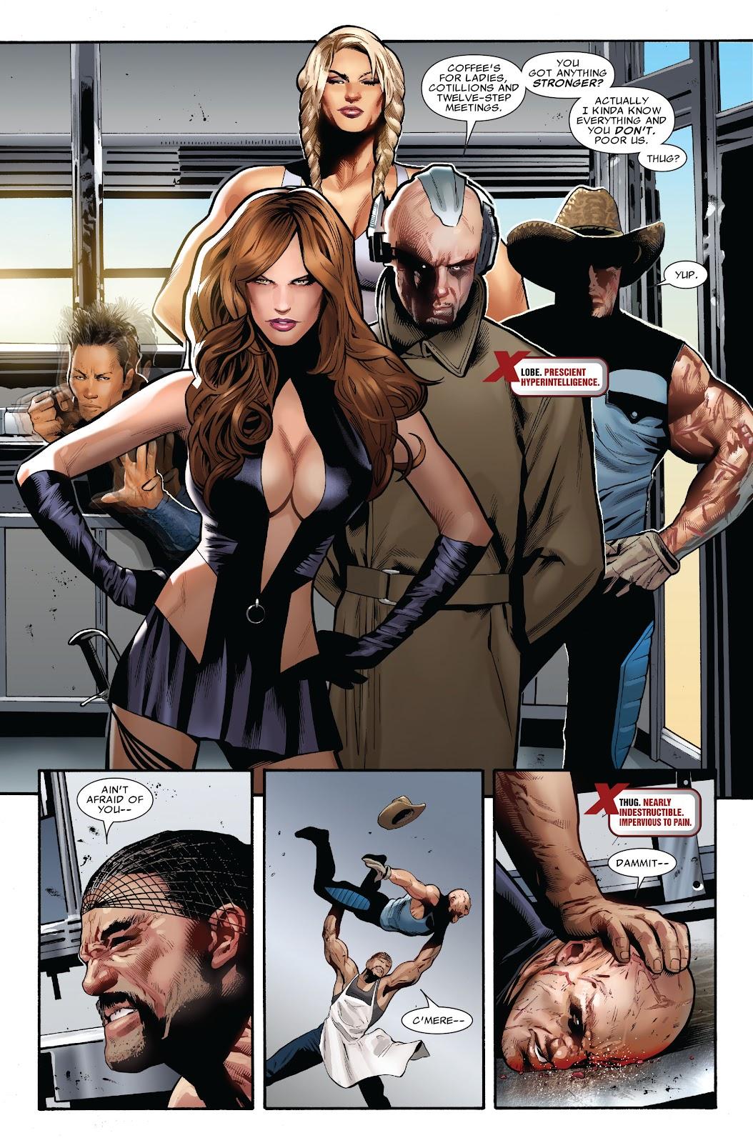 Uncanny X-Men (1963) issue 515 - Page 4