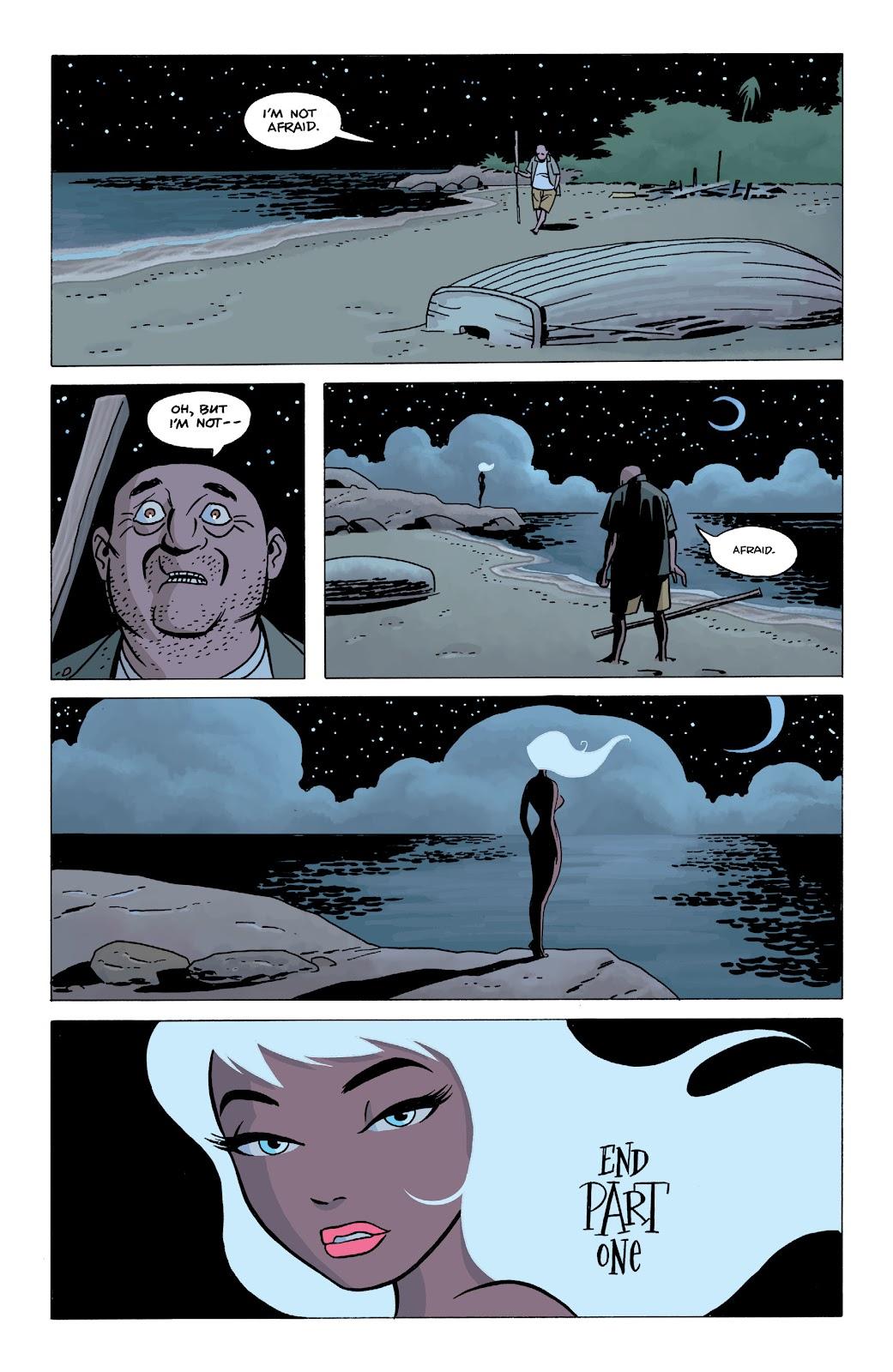 Read online The Twilight Children comic -  Issue #1 - 31