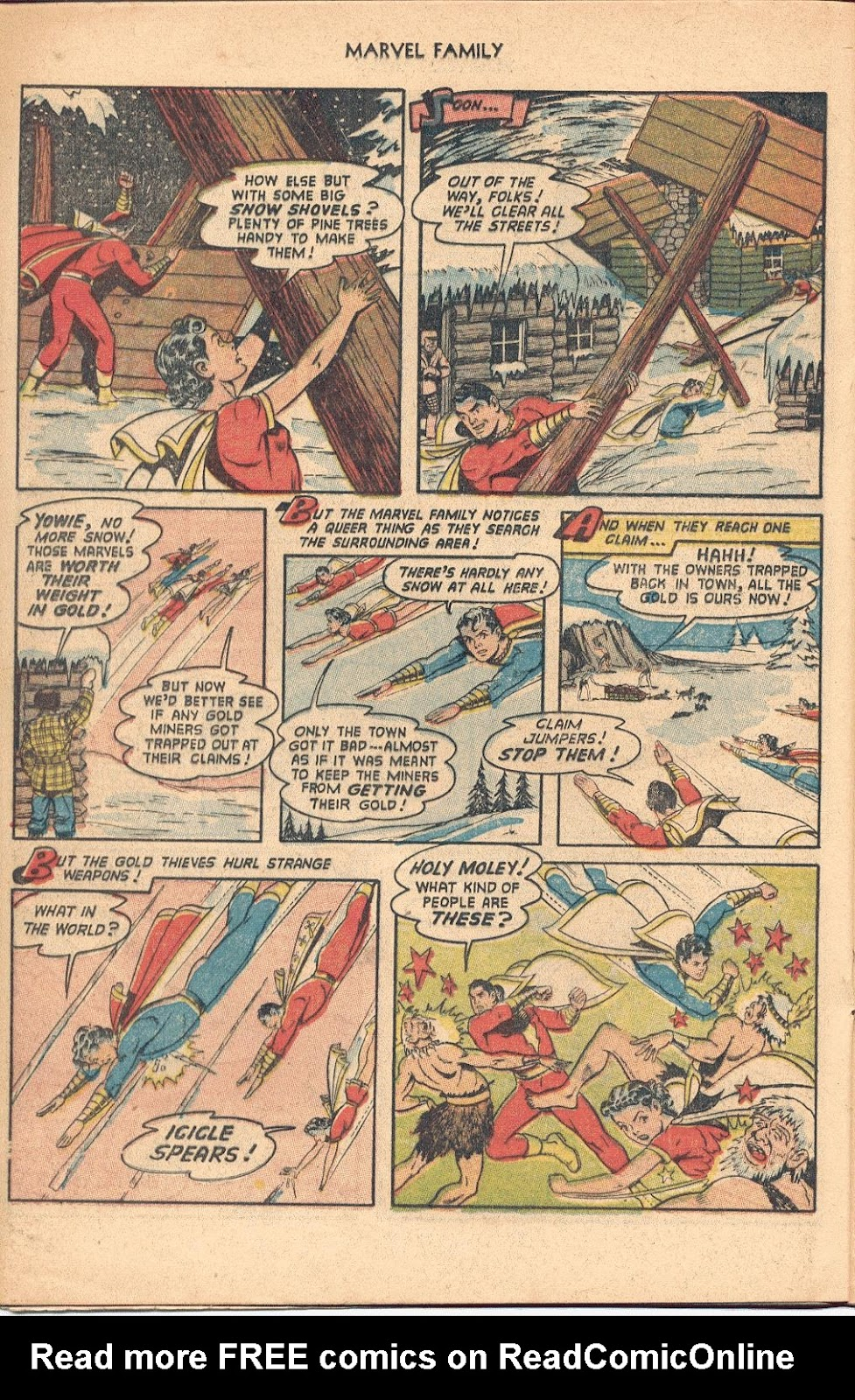 The Marvel Family issue 82 - Page 20