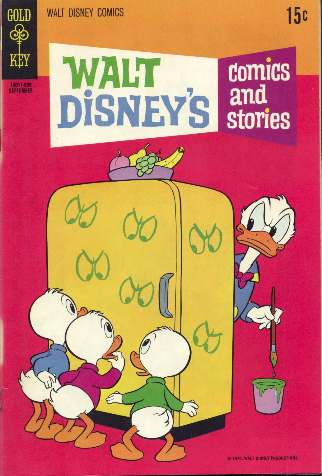 Walt Disney's Comics and Stories issue 360 - Page 1