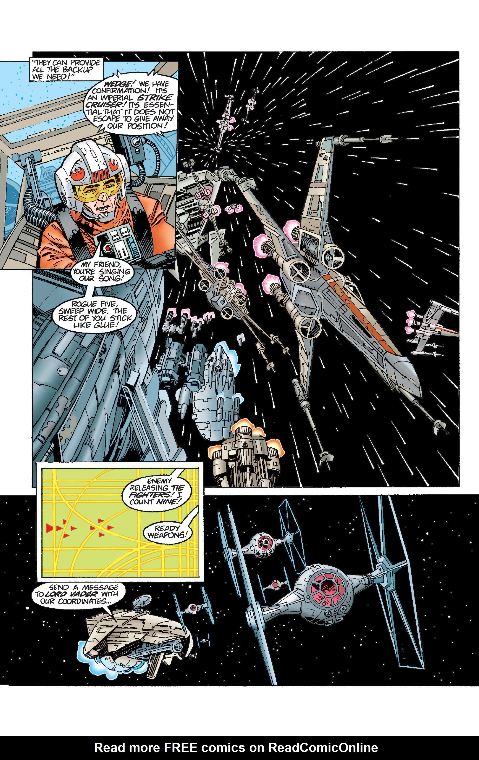 Read online Star Wars Omnibus comic -  Issue # Vol. 11 - 8