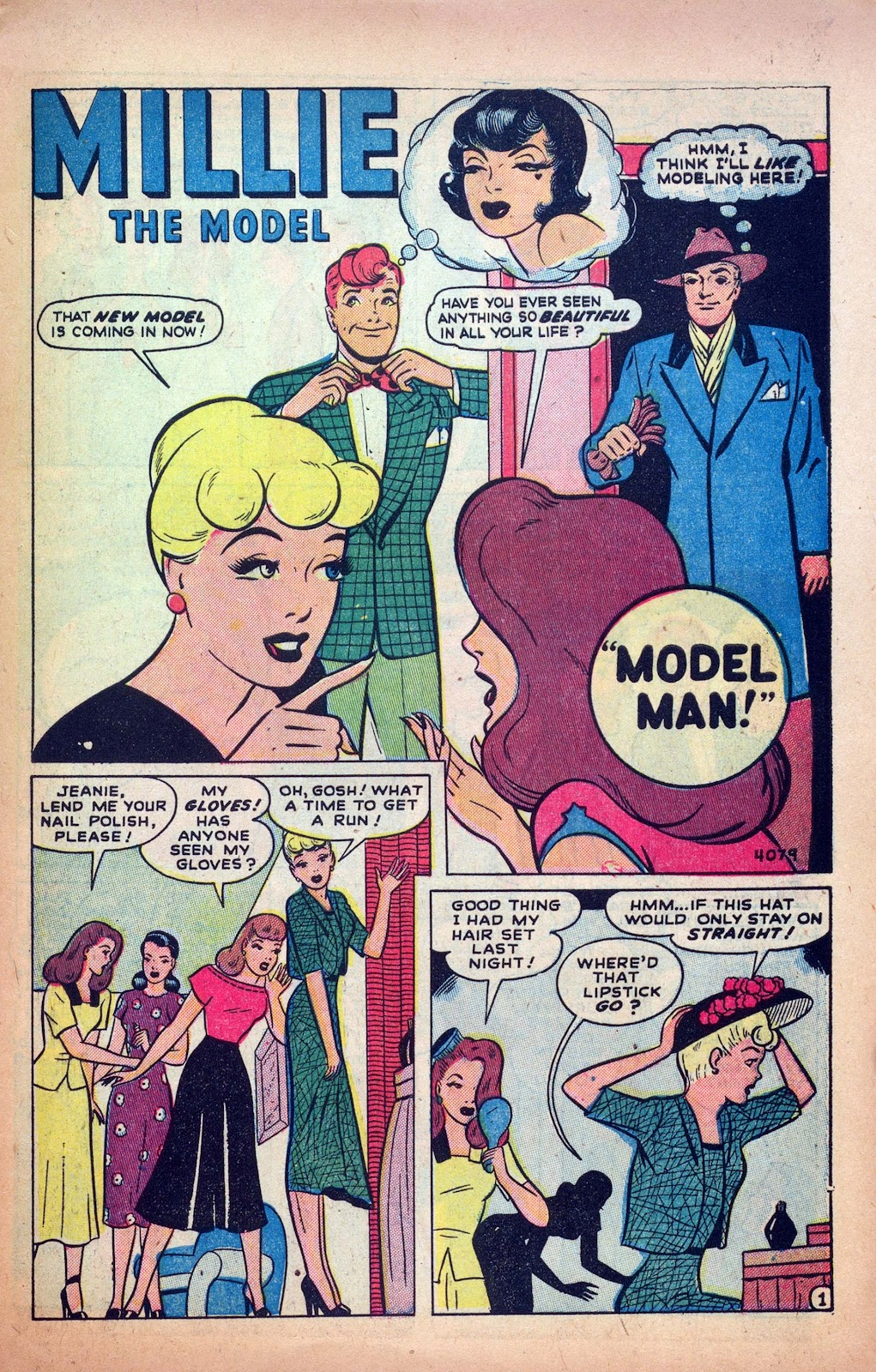 Read online Joker Comics comic -  Issue #35 - 27
